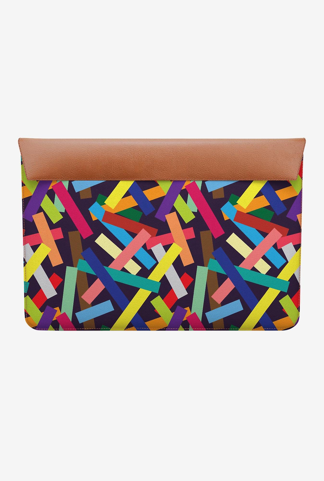 DailyObjects Square Confetti MacBook 12 Envelope Sleeve
