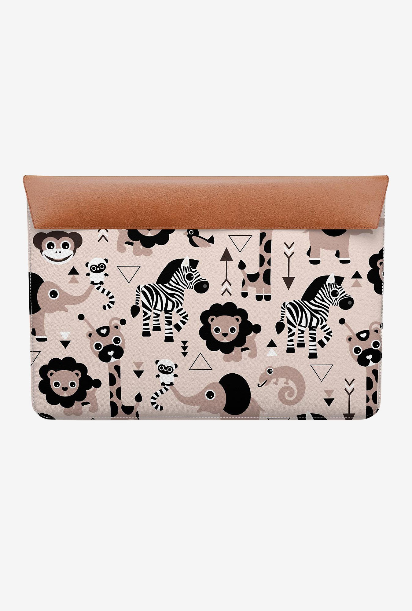 DailyObjects Zoo MacBook Pro 13 Envelope Sleeve