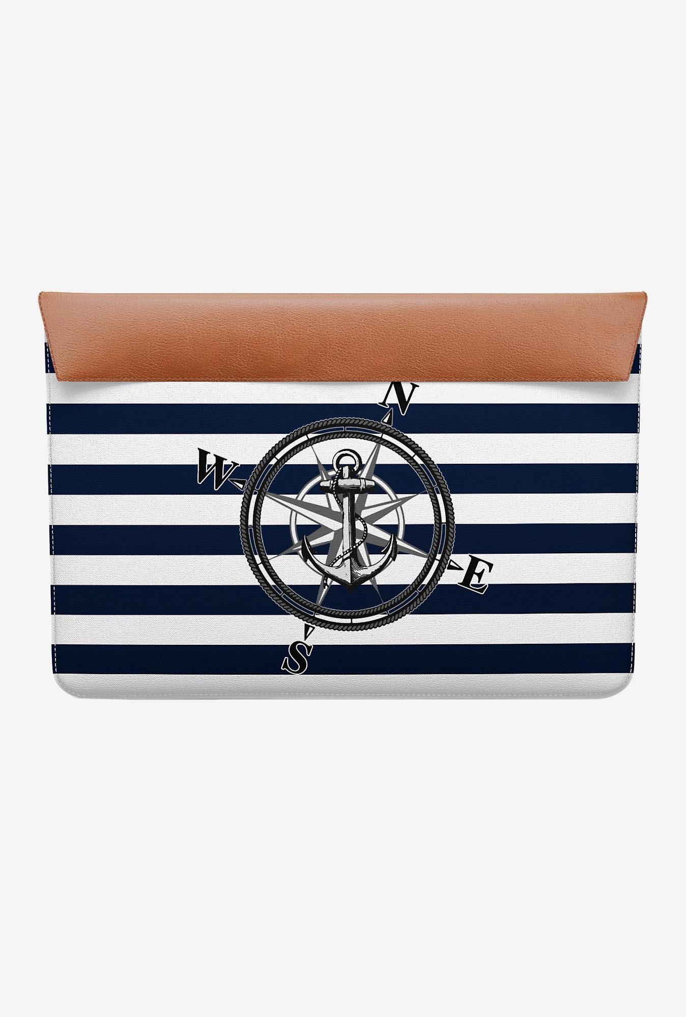 DailyObjects Striped Nautica MacBook Pro 15 Envelope Sleeve