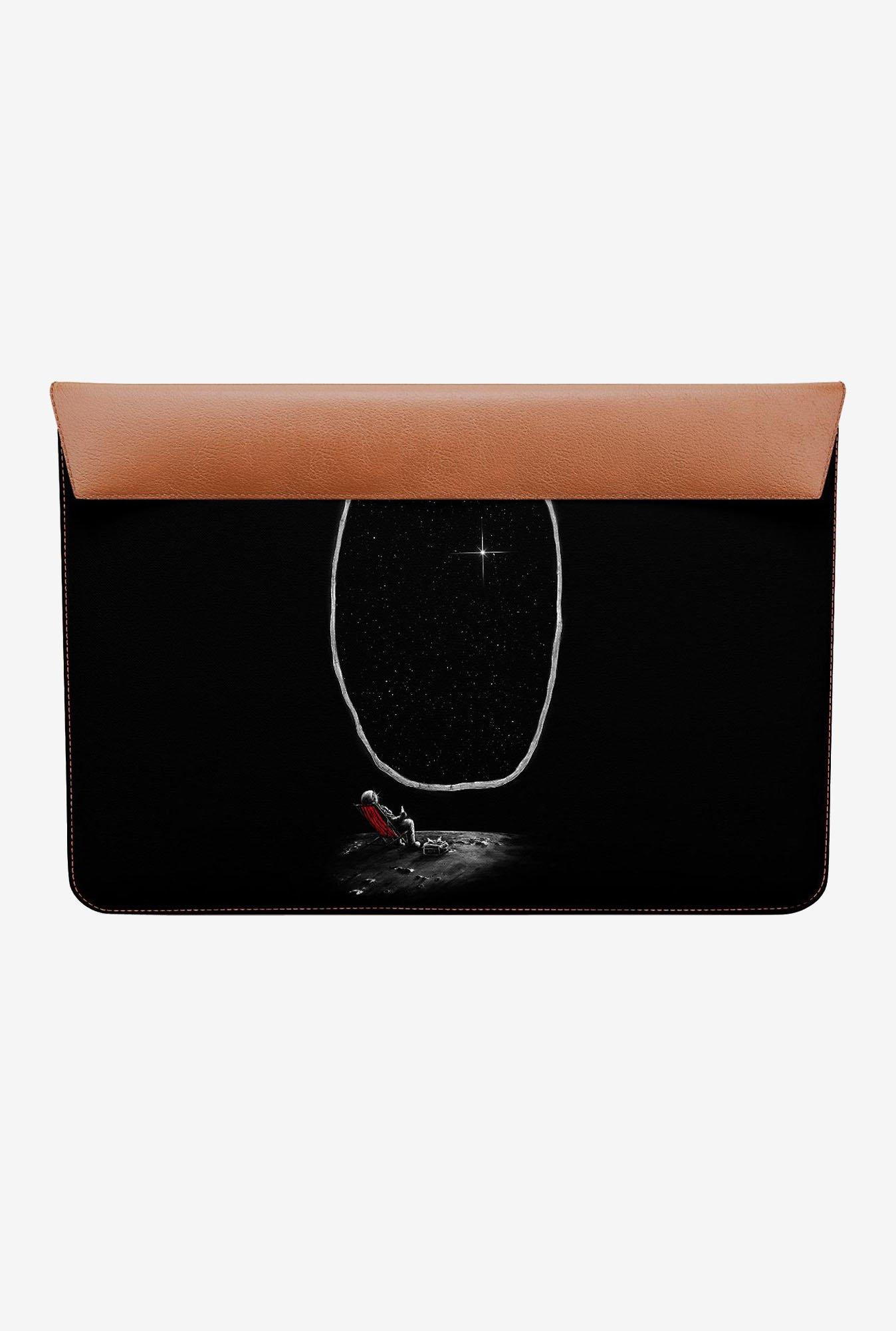 DailyObjects Space Chill MacBook 12 Envelope Sleeve