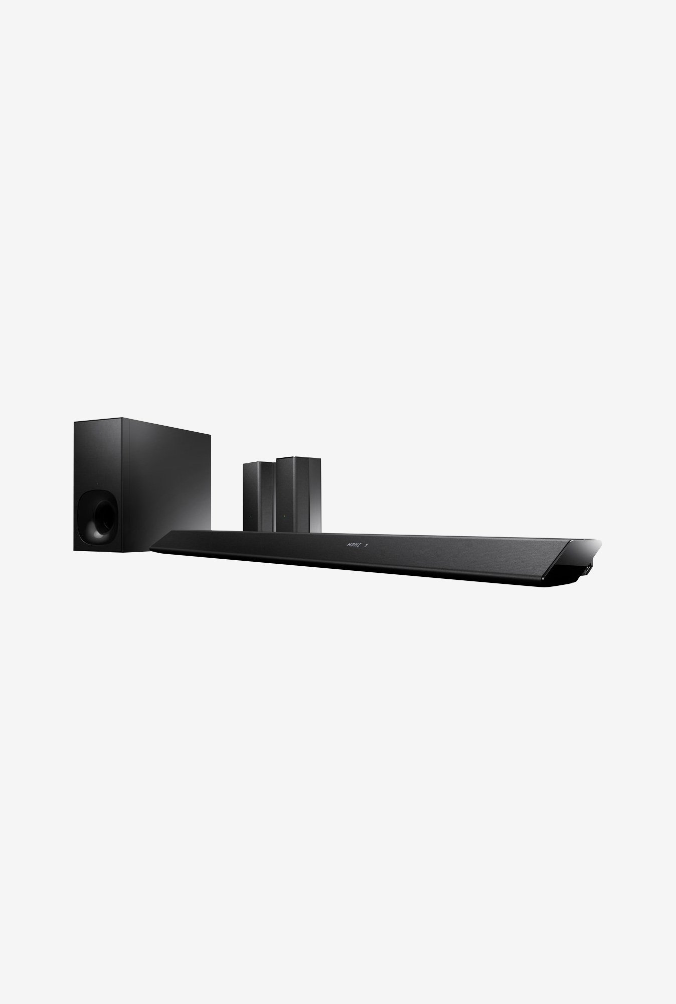 Sony HT-RT5 5.1 ch Soundbar with Subwoofer (Black)