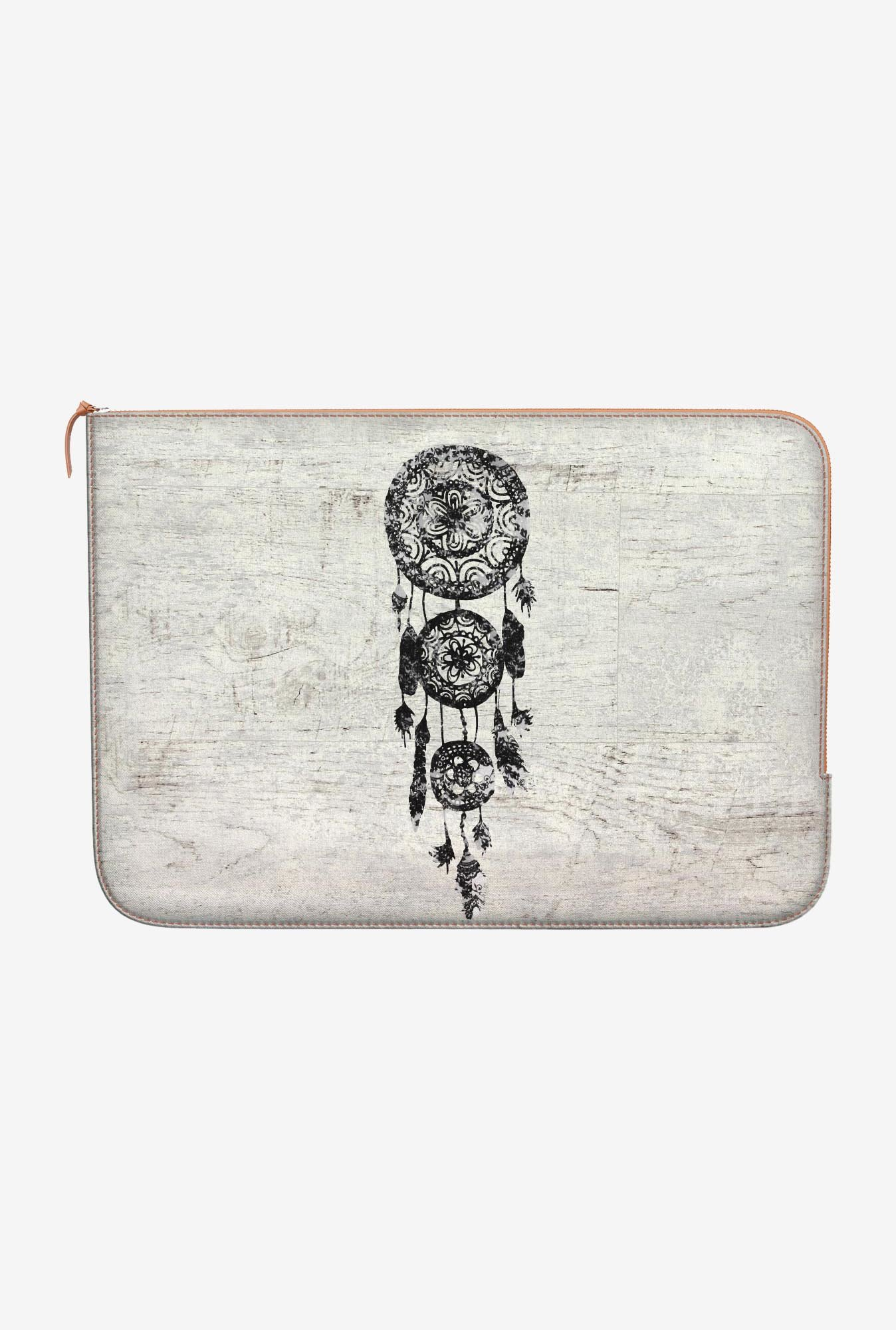 DailyObjects Hipster Lace MacBook 12 Zippered Sleeve