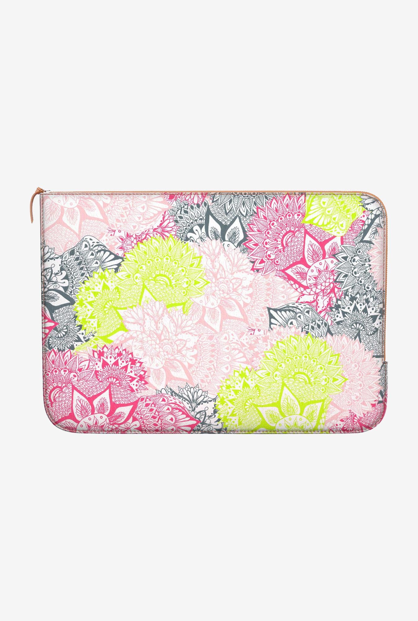 DailyObjects Paisley Pattern MacBook Air 13 Zippered Sleeve