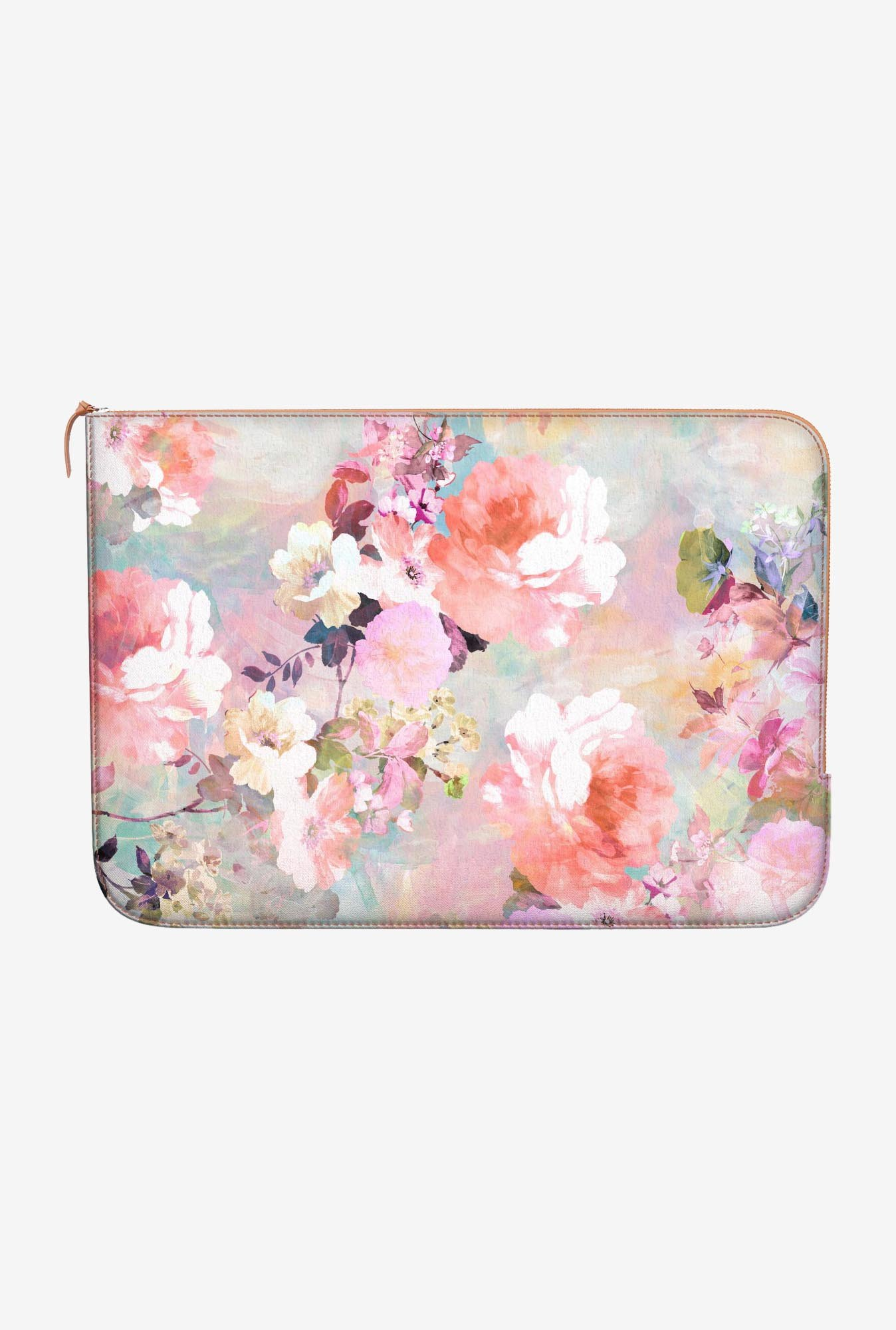 DailyObjects Love A Flower MacBook 12 Zippered Sleeve