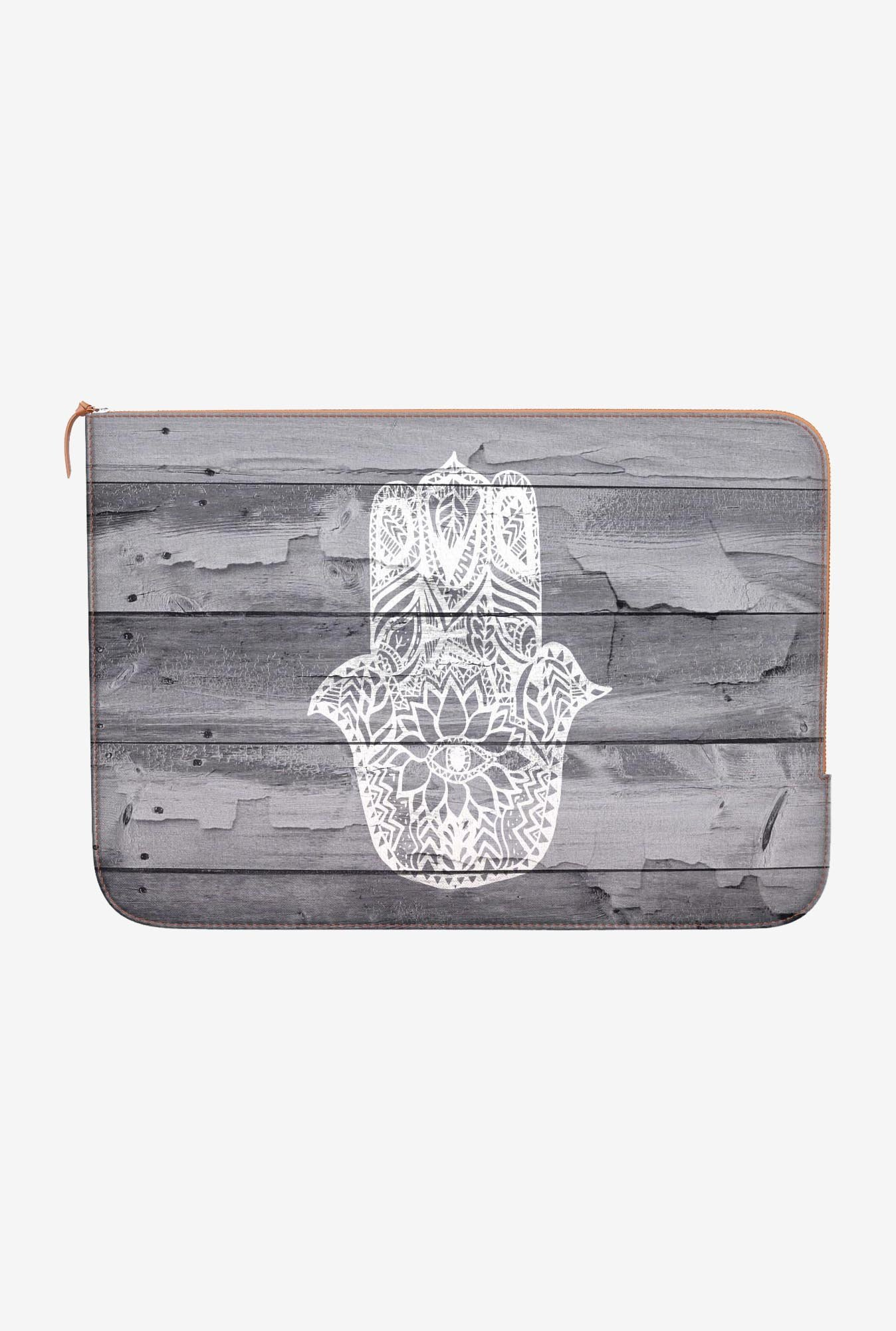 DailyObjects Hand Of Fatima MacBook Air 13 Zippered Sleeve