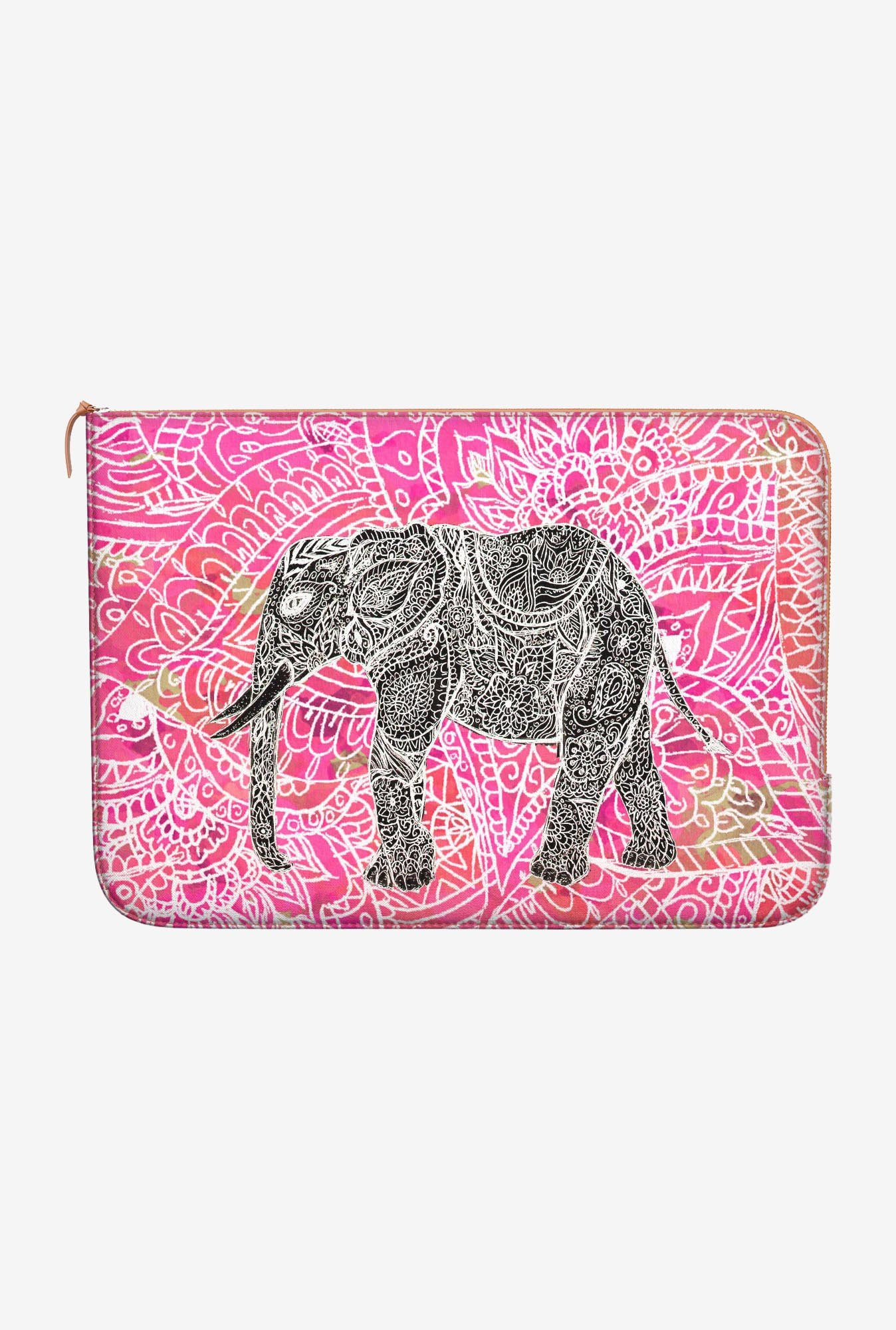 DailyObjects Henna Pattern MacBook 12 Zippered Sleeve