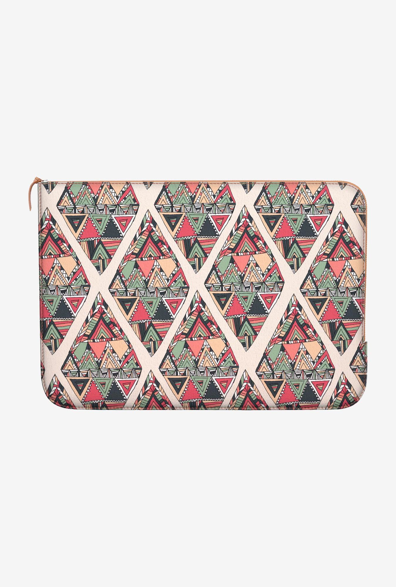 DailyObjects Chic Triangle MacBook Air 13 Zippered Sleeve