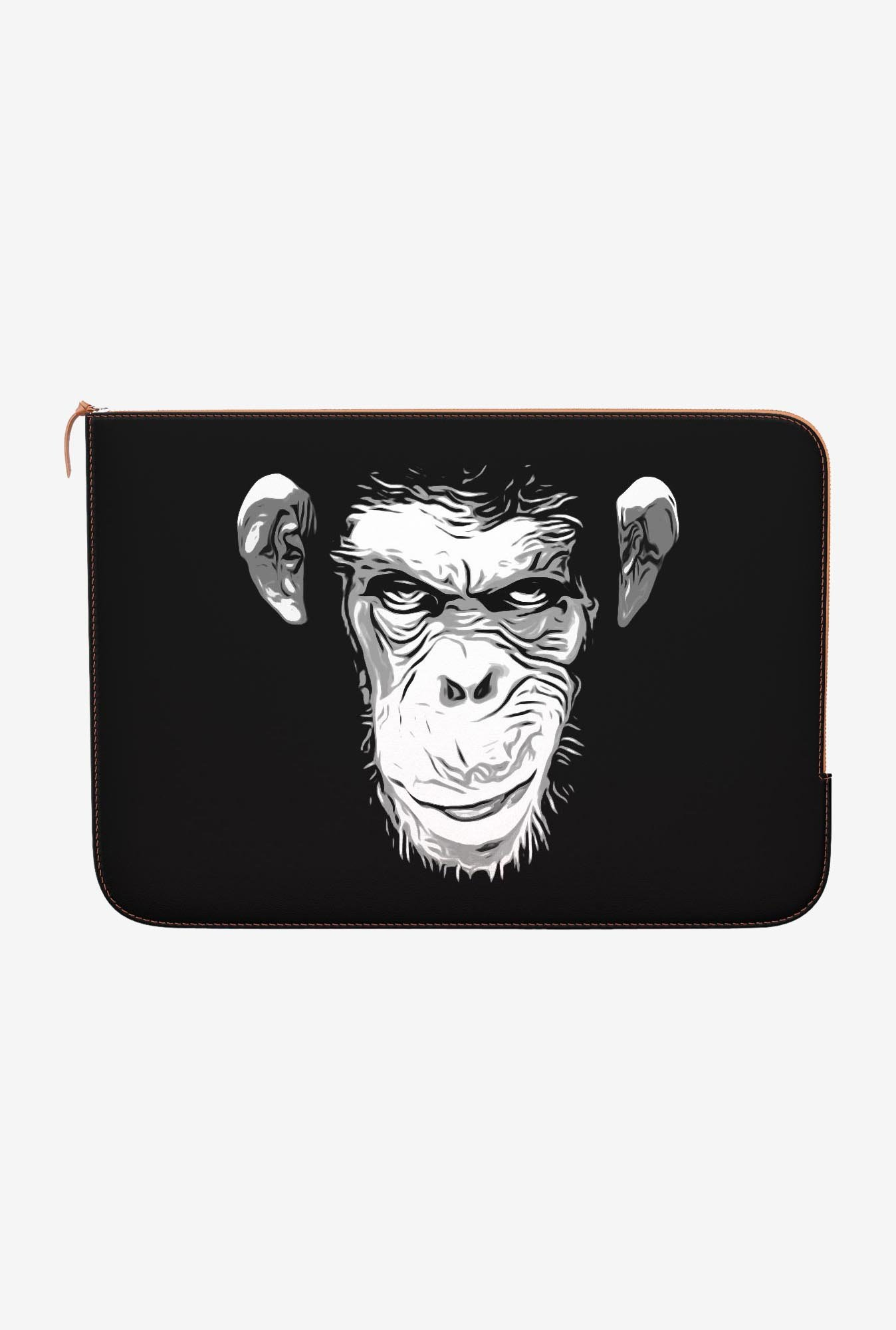 DailyObjects Evil Monkey MacBook 12 Zippered Sleeve