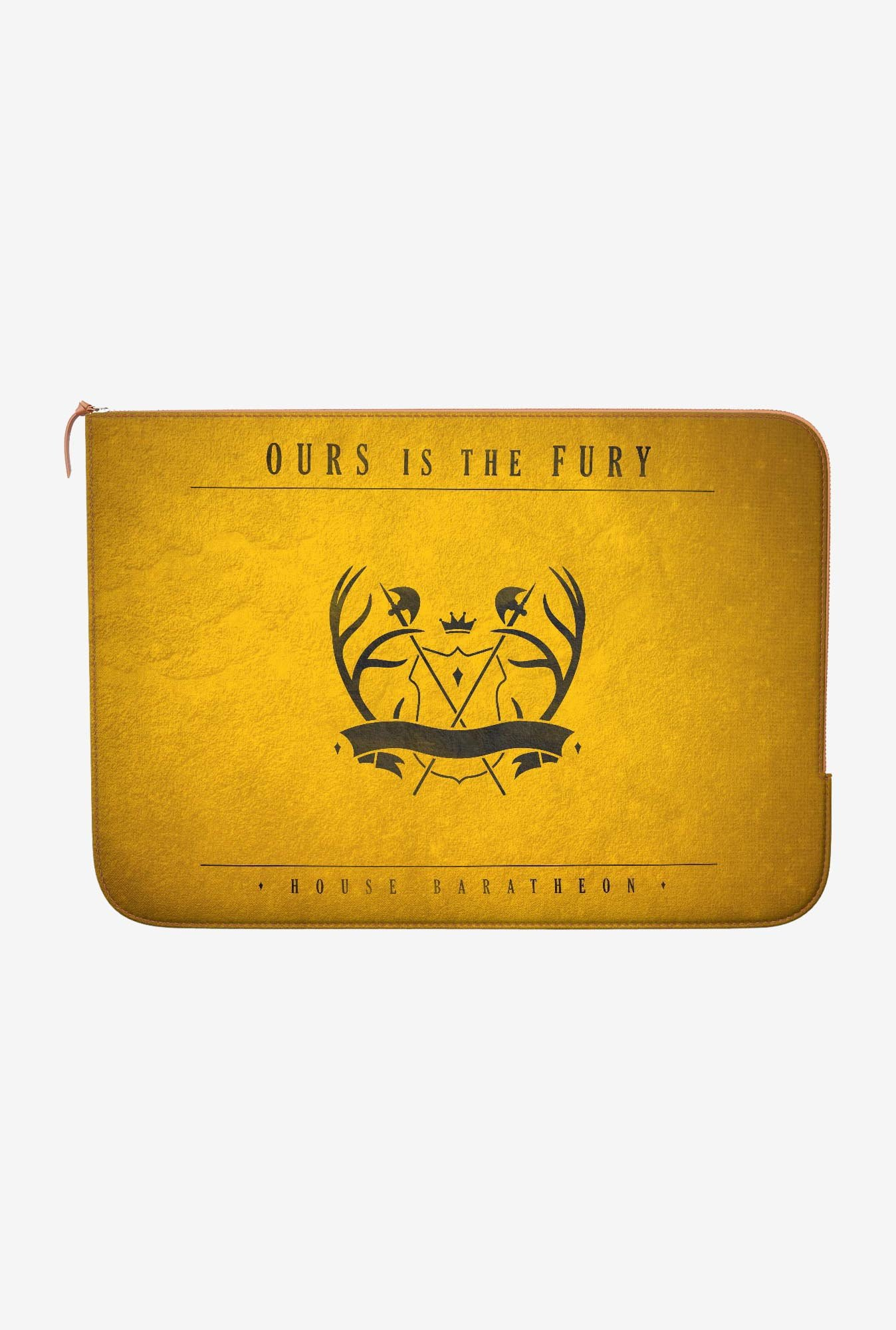 DailyObjects House Baratheon MacBook Pro 13 Zippered Sleeve