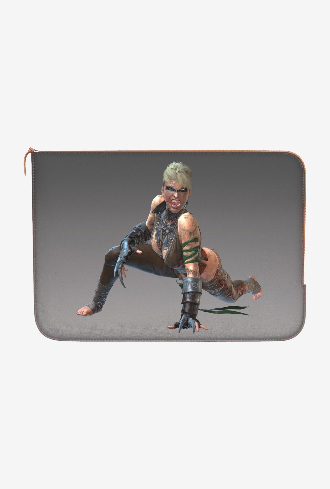 DailyObjects Copperhead Pose MacBook Air 11 Zippered Sleeve