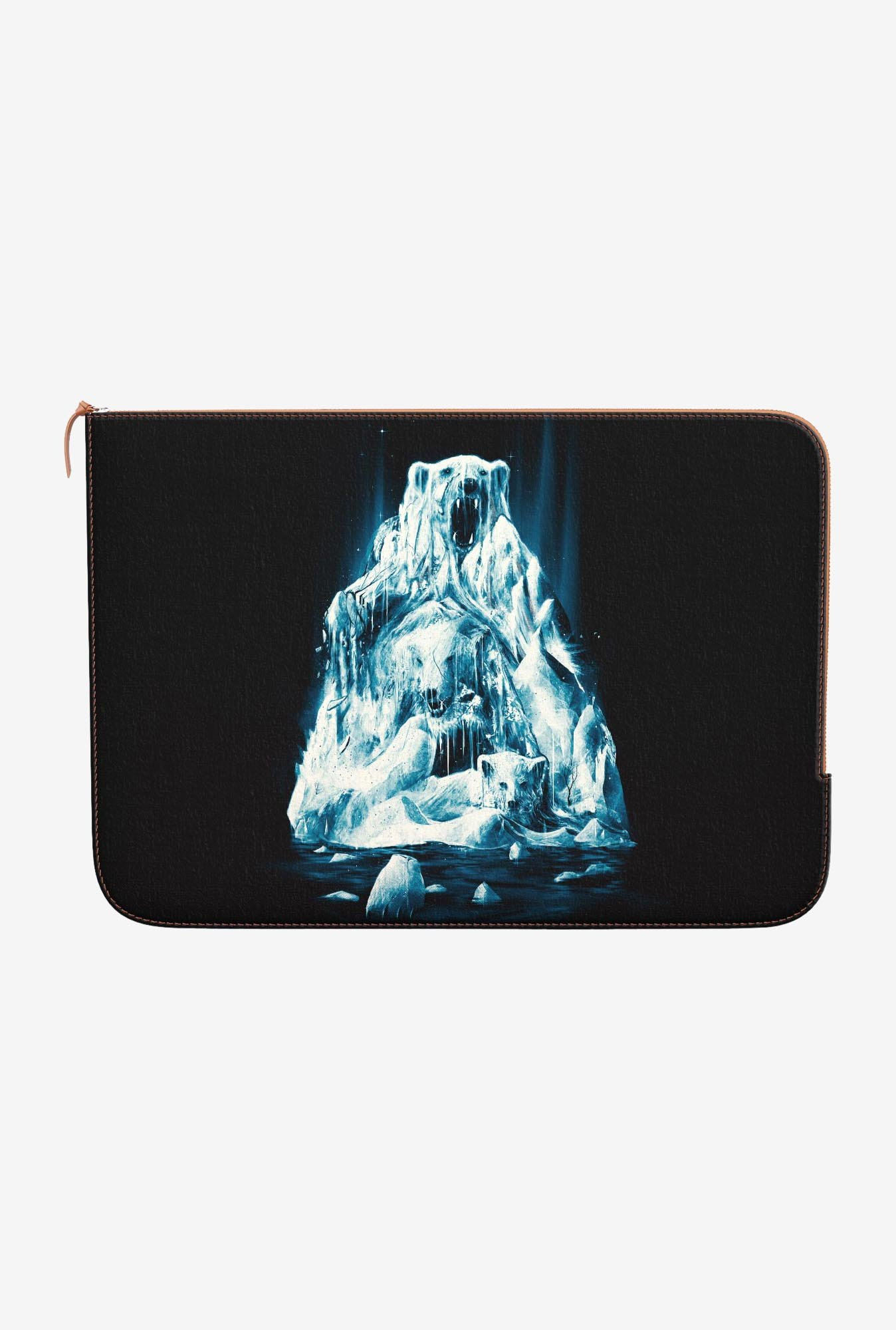 DailyObjects Polar Icebears MacBook Pro 13 Zippered Sleeve