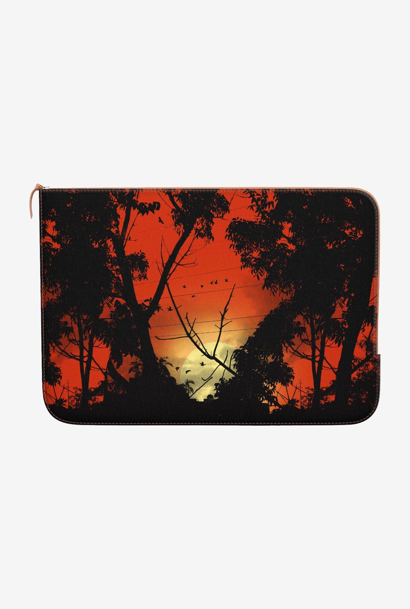 DailyObjects Before Sunrise MacBook Air 11 Zippered Sleeve