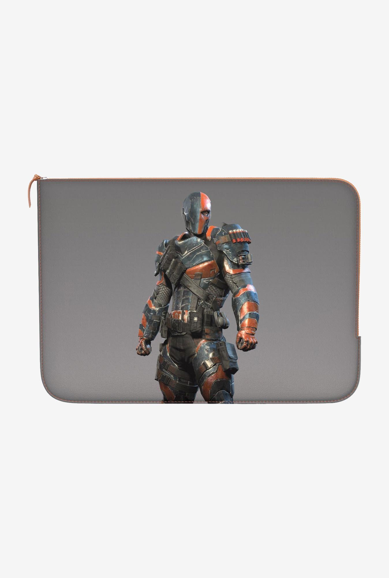 DailyObjects Deathstroke MacBook 12 Zippered Sleeve