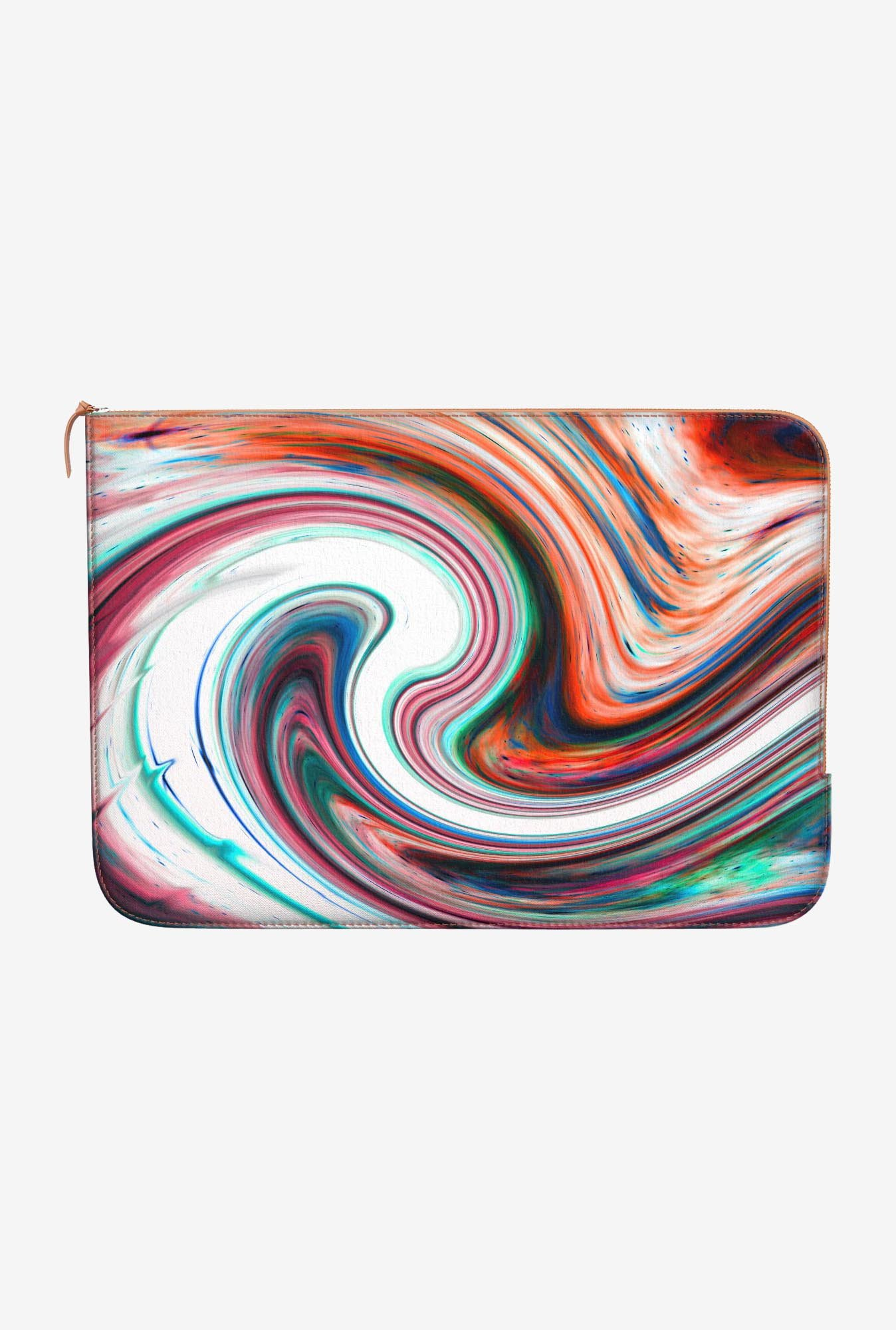 DailyObjects Twisted Soul MacBook 12 Zippered Sleeve