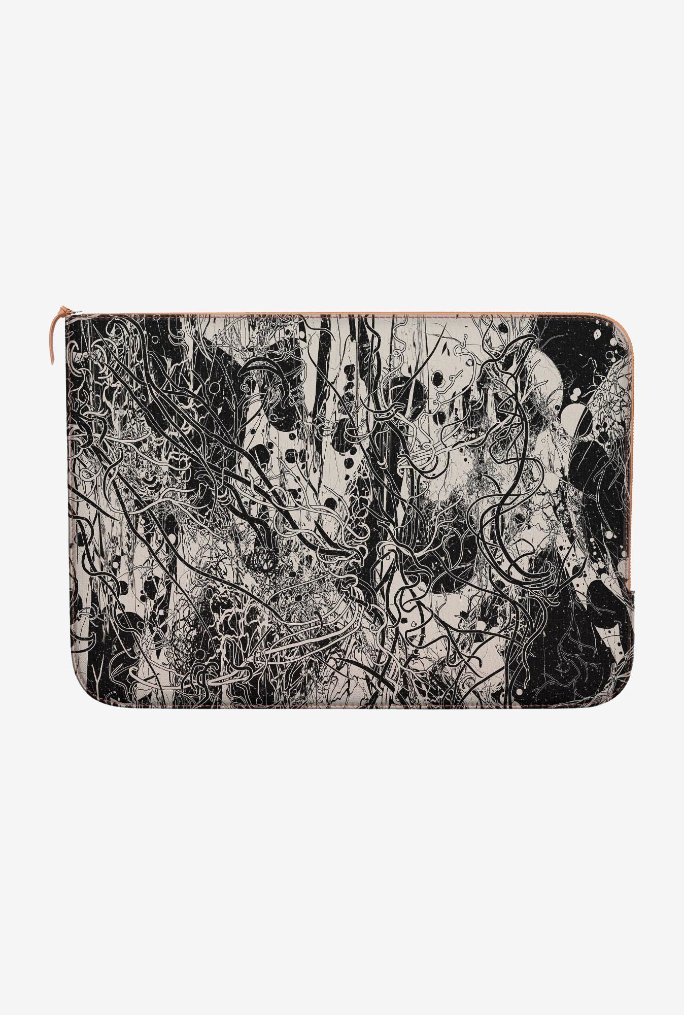 DailyObjects Coexistence MacBook Air 13 Zippered Sleeve