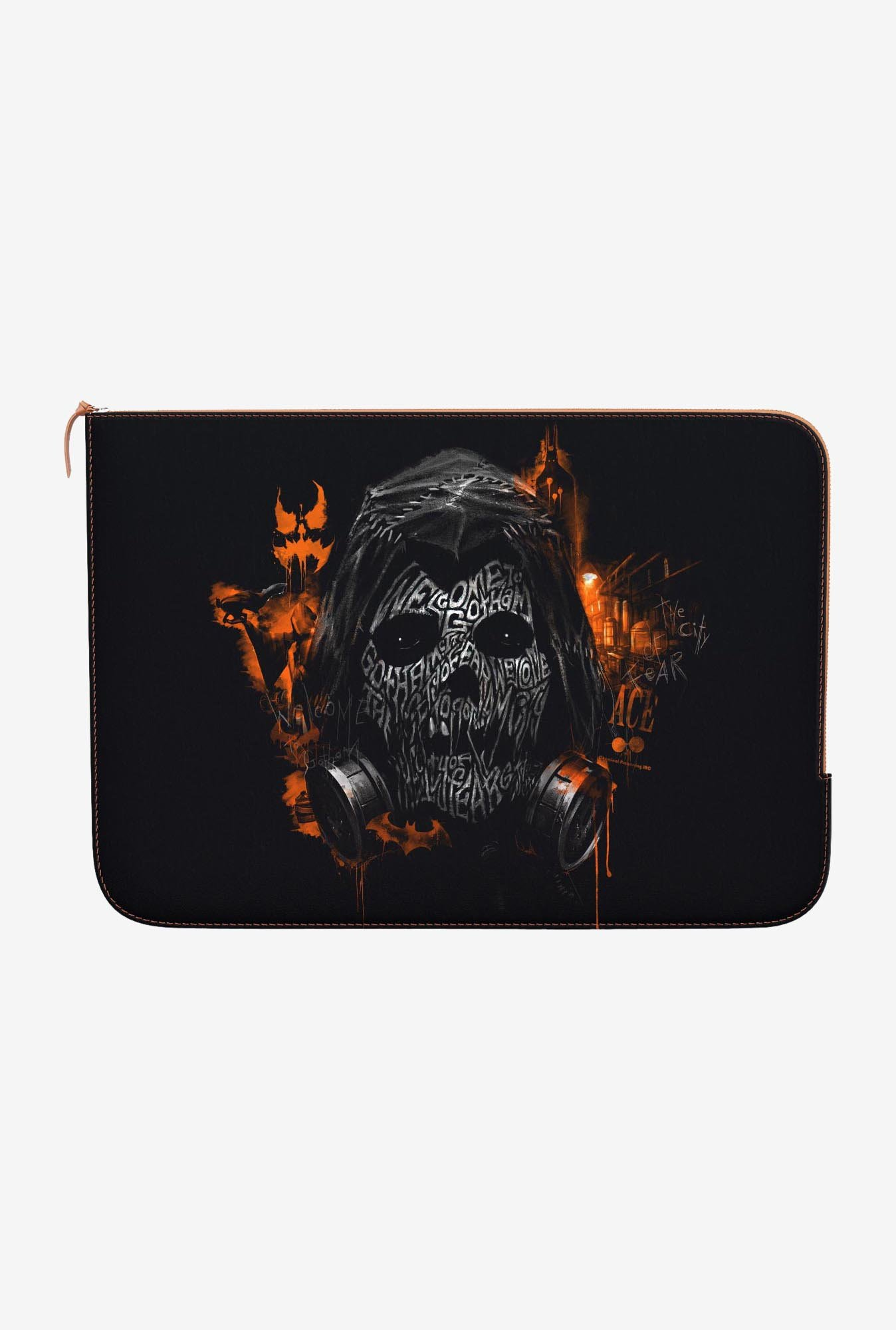 DailyObjects Scarecrow Neon MacBook 12 Zippered Sleeve