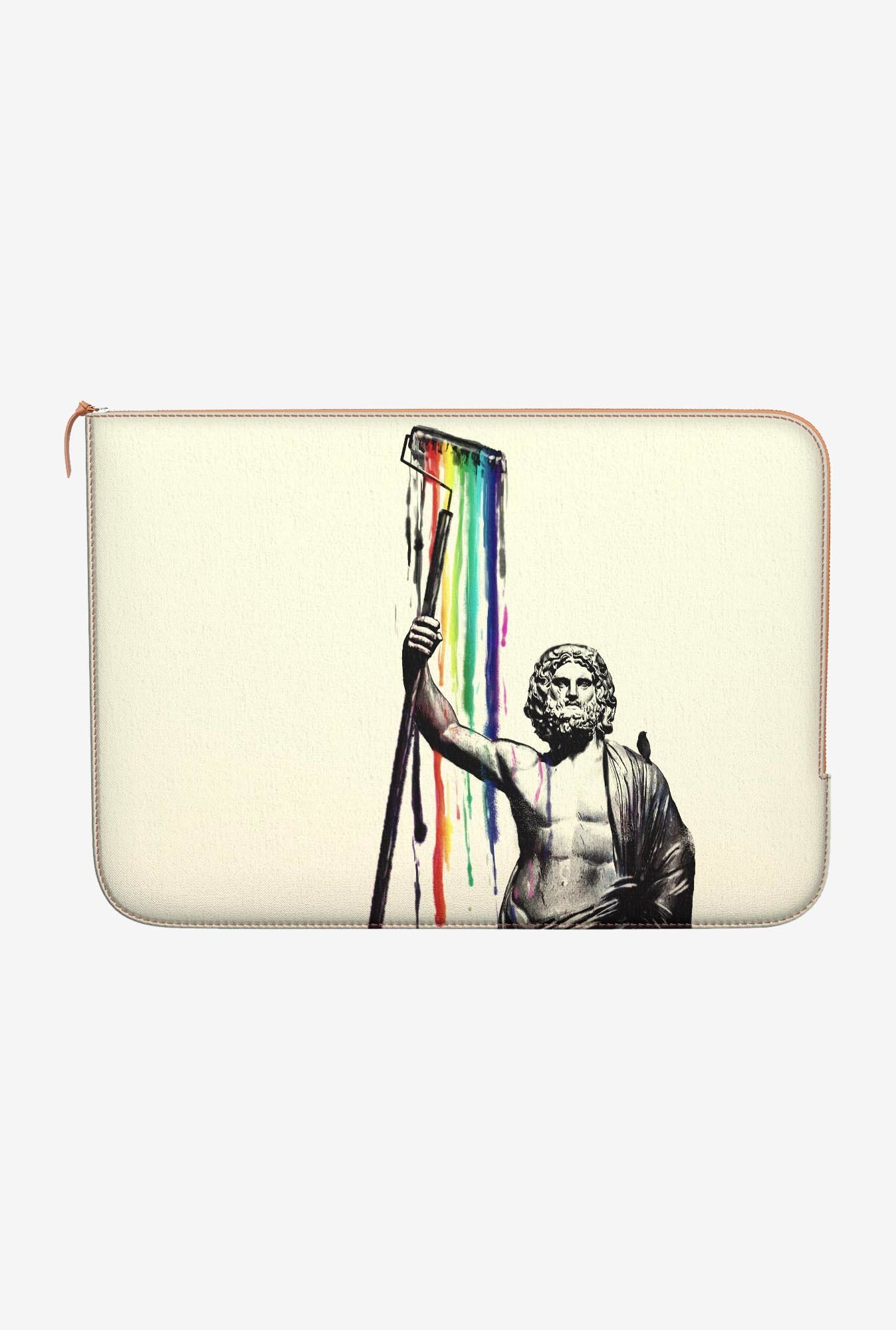 DailyObjects God Of Graffiti MacBook Air 13 Zippered Sleeve
