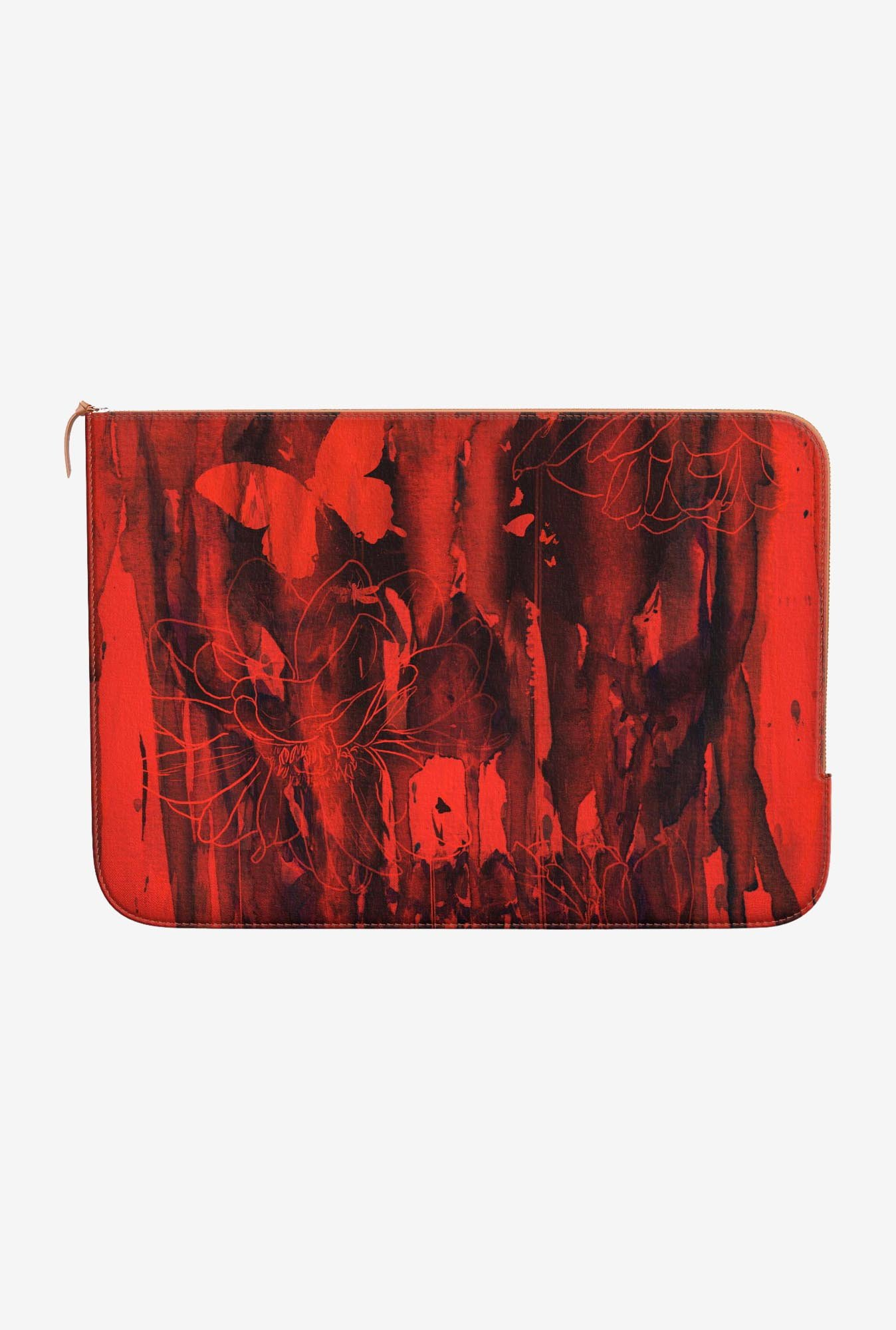 DailyObjects Birth of Red MacBook Pro 15 Zippered Sleeve