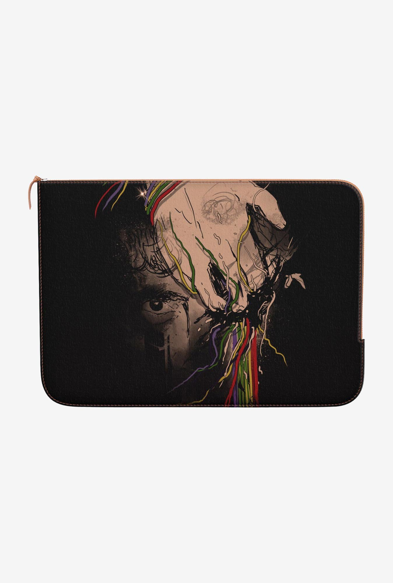 DailyObjects The Terror MacBook Air 13 Zippered Sleeve
