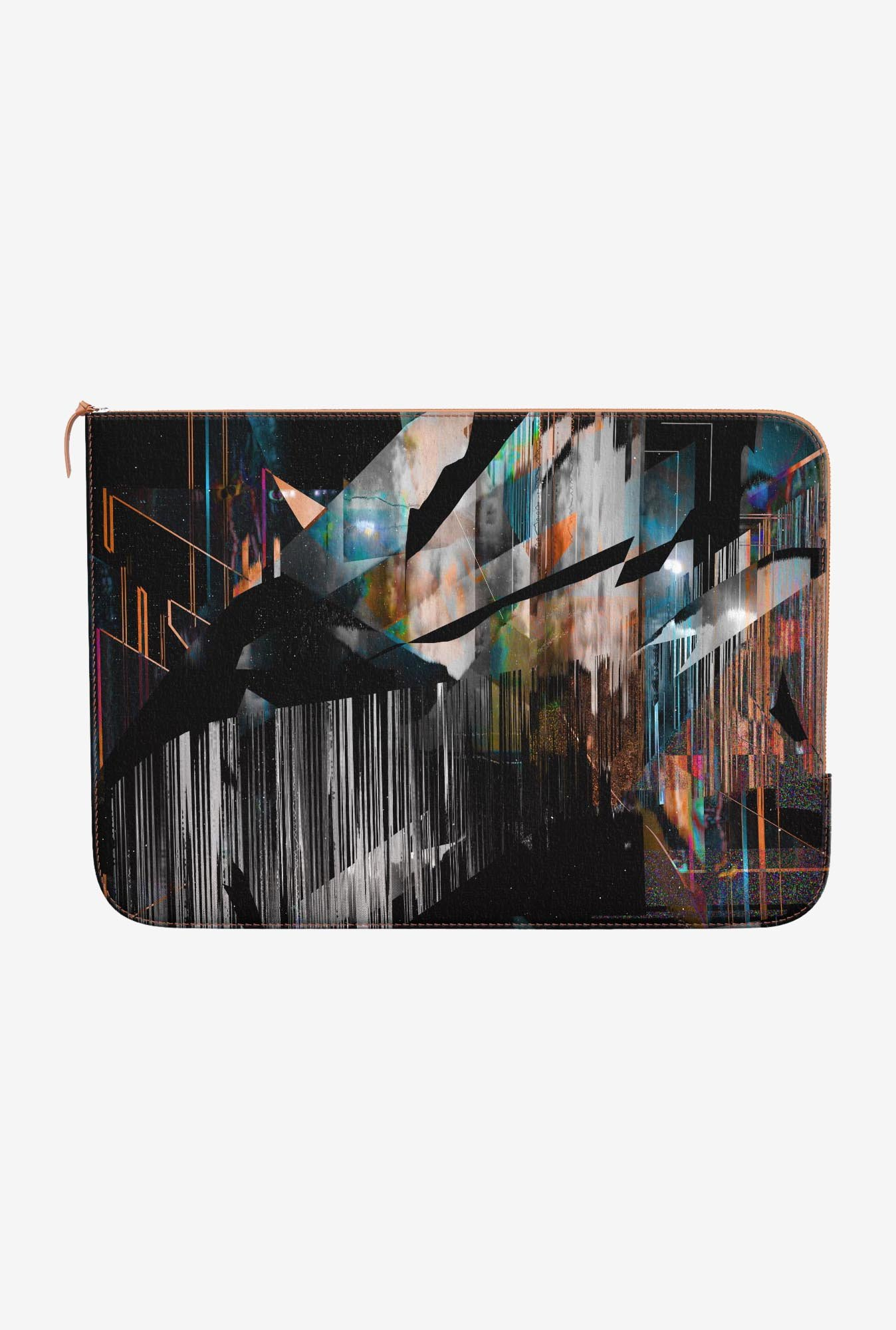 DailyObjects Inside Glitch MacBook Pro 15 Zippered Sleeve