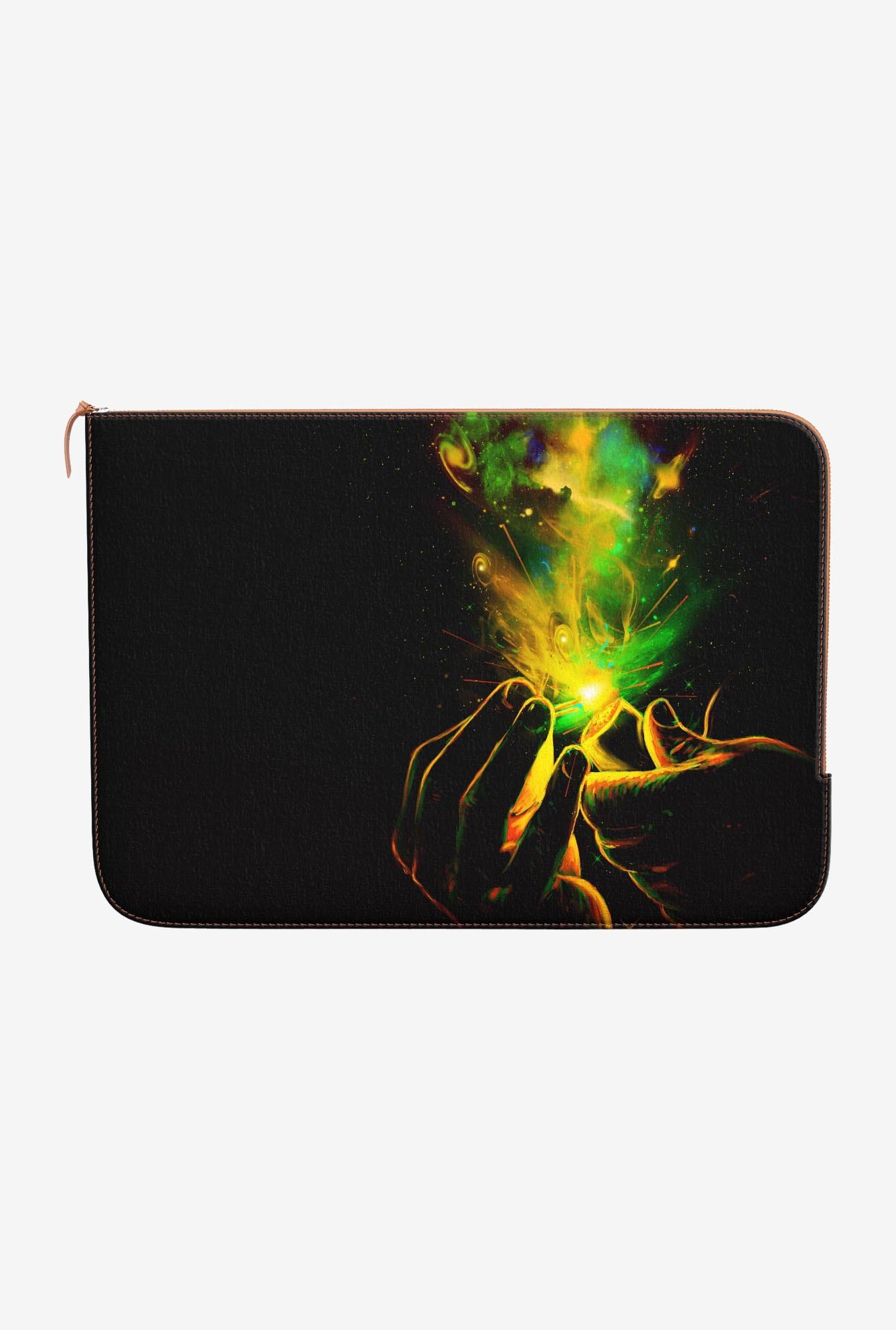 DailyObjects Light It Up MacBook Pro 15 Zippered Sleeve
