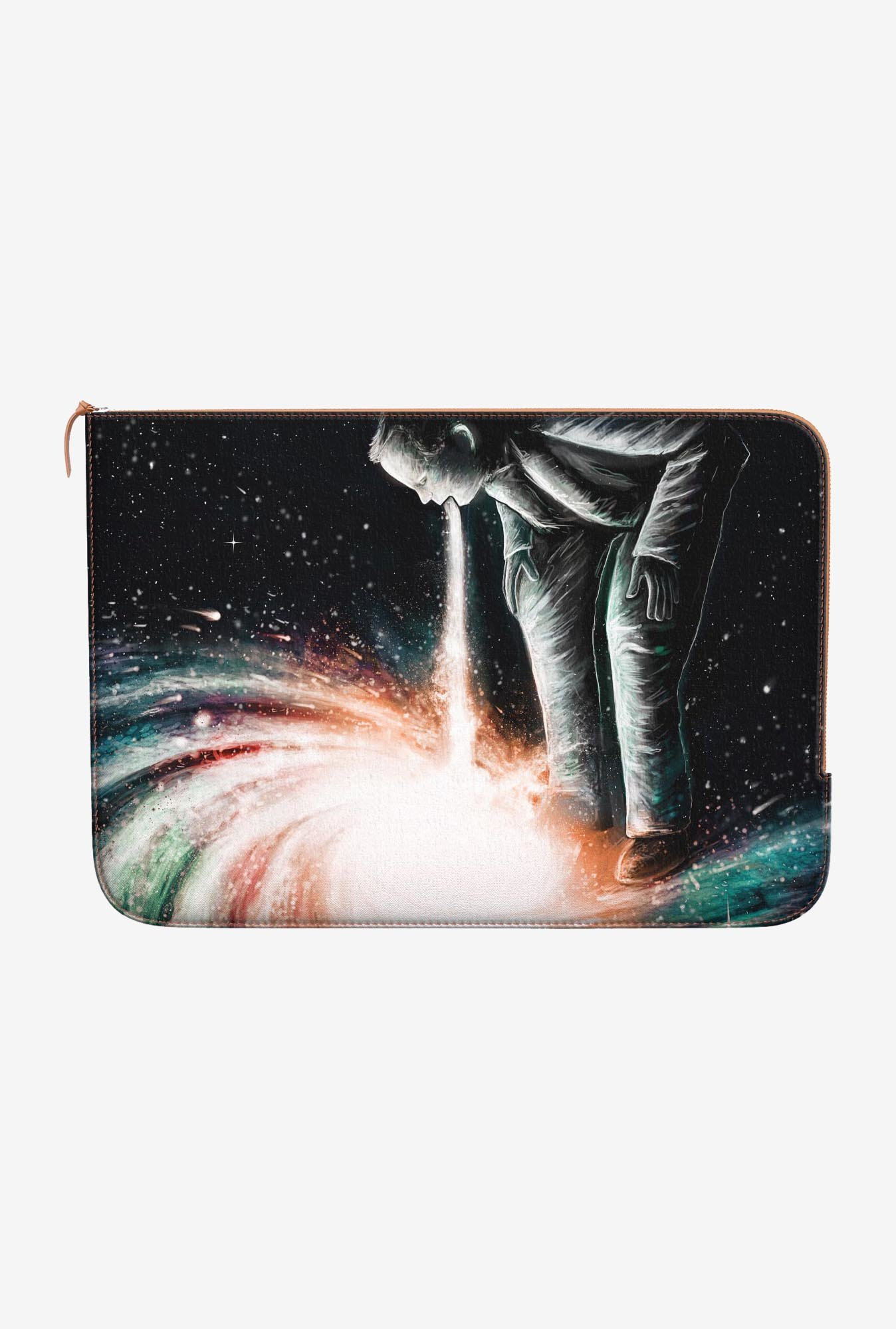 DailyObjects Cosmic Vomit MacBook Pro 13 Zippered Sleeve