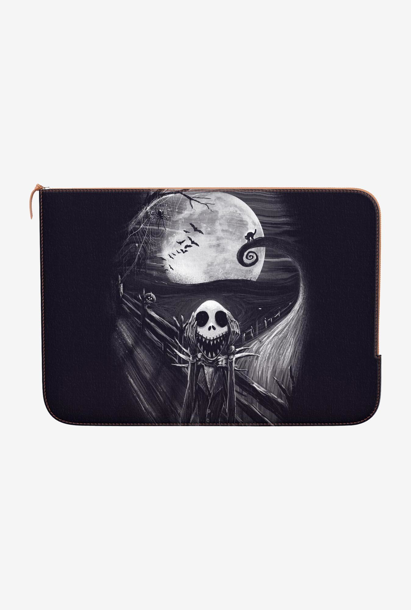 DailyObjects Scream Before MacBook Pro 15 Zippered Sleeve