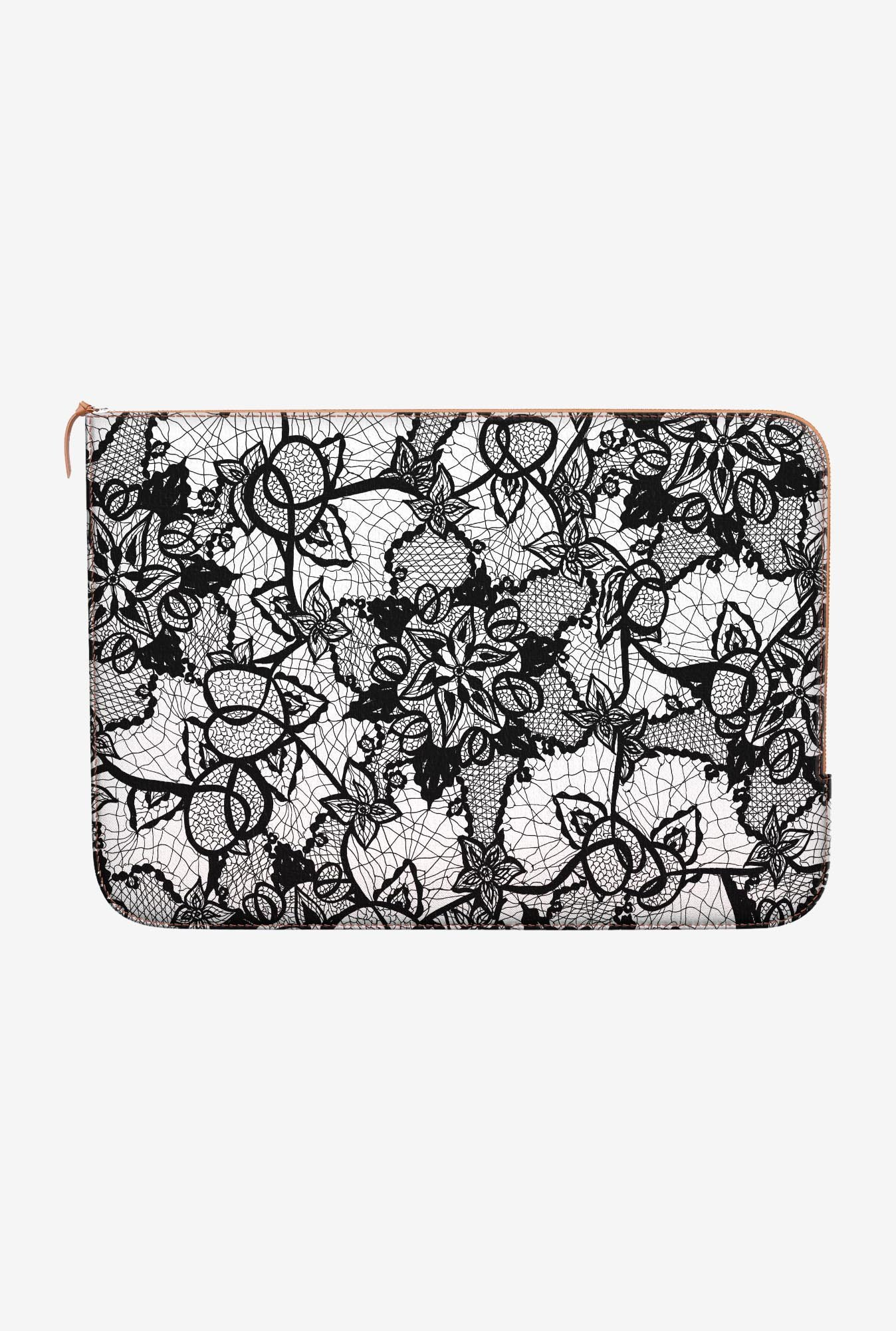 DailyObjects Lace Pattern MacBook Pro 15 Zippered Sleeve