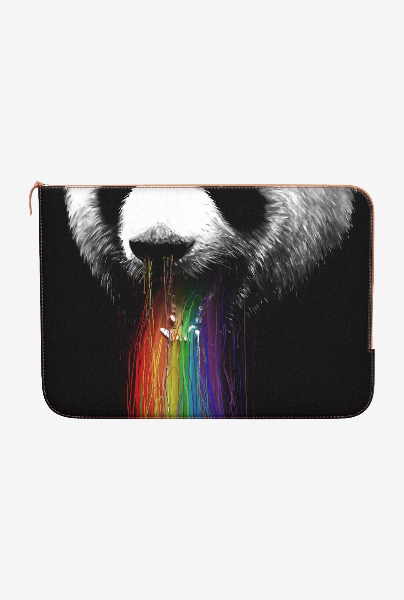 DailyObjects Pandalicious MacBook Air 11 Zippered Sleeve