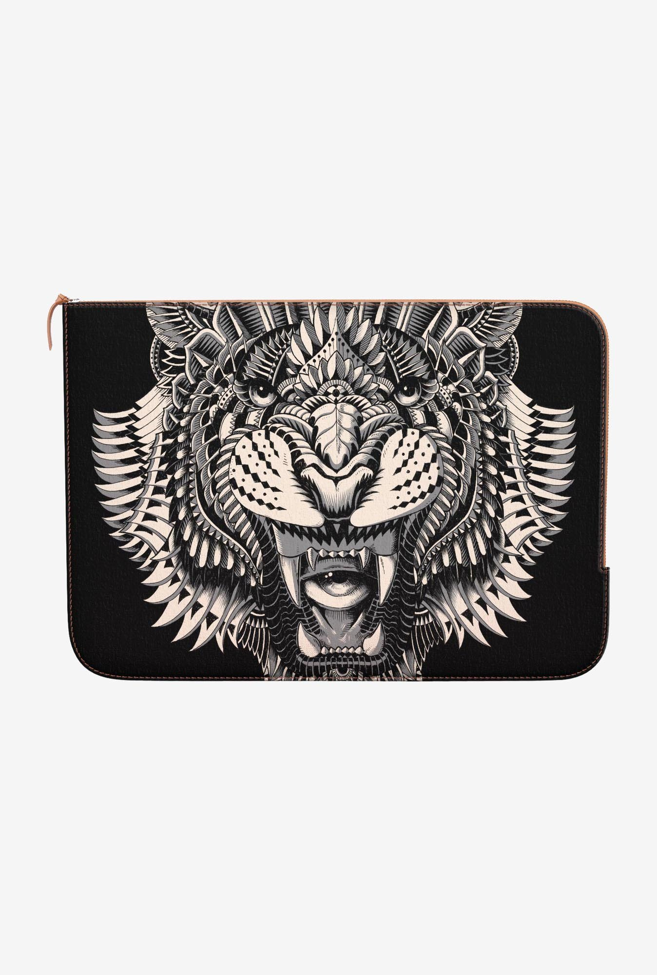 DailyObjects Eye of Tiger MacBook 12 Zippered Sleeve