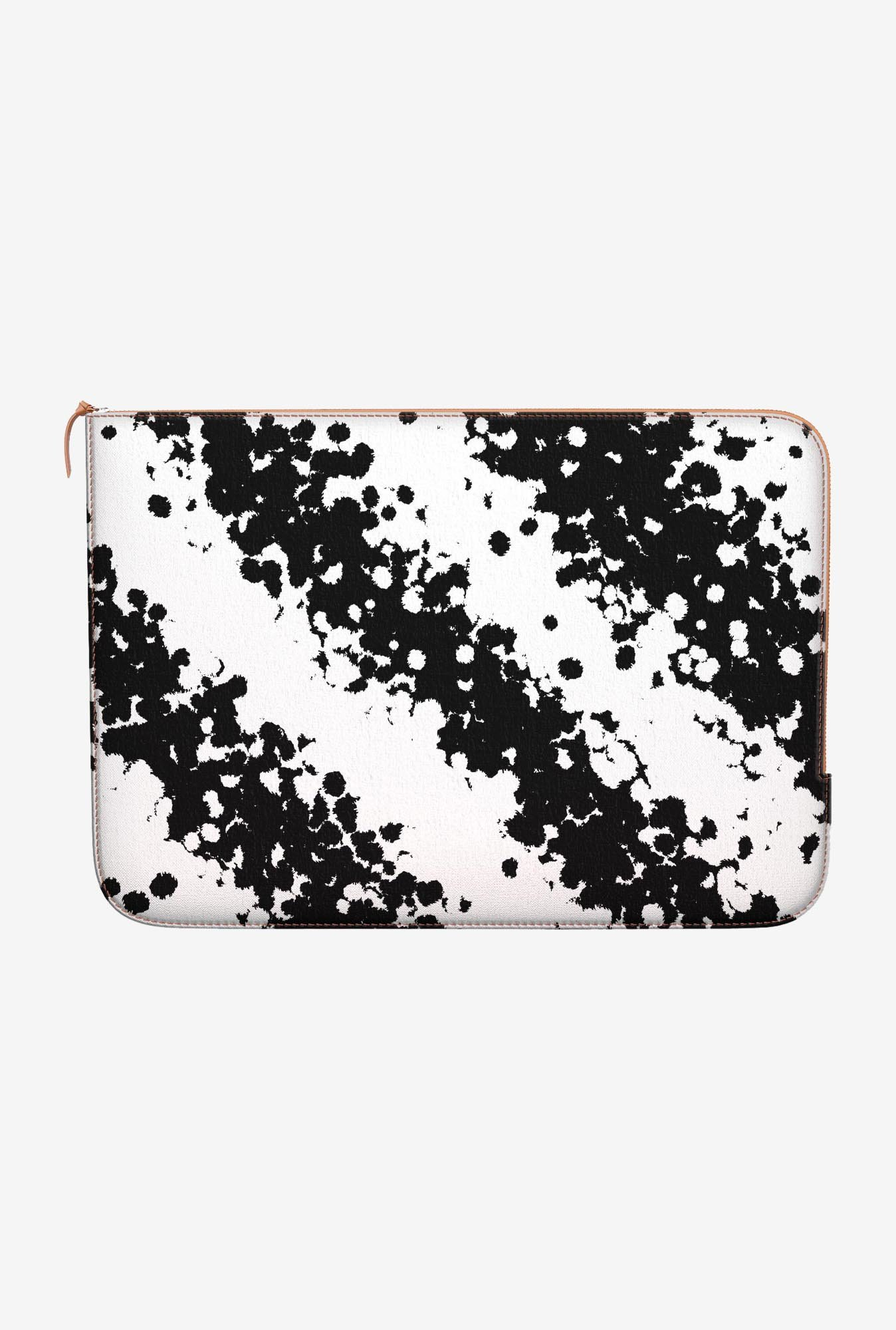 DailyObjects Polka Stripes MacBook Pro 15 Zippered Sleeve