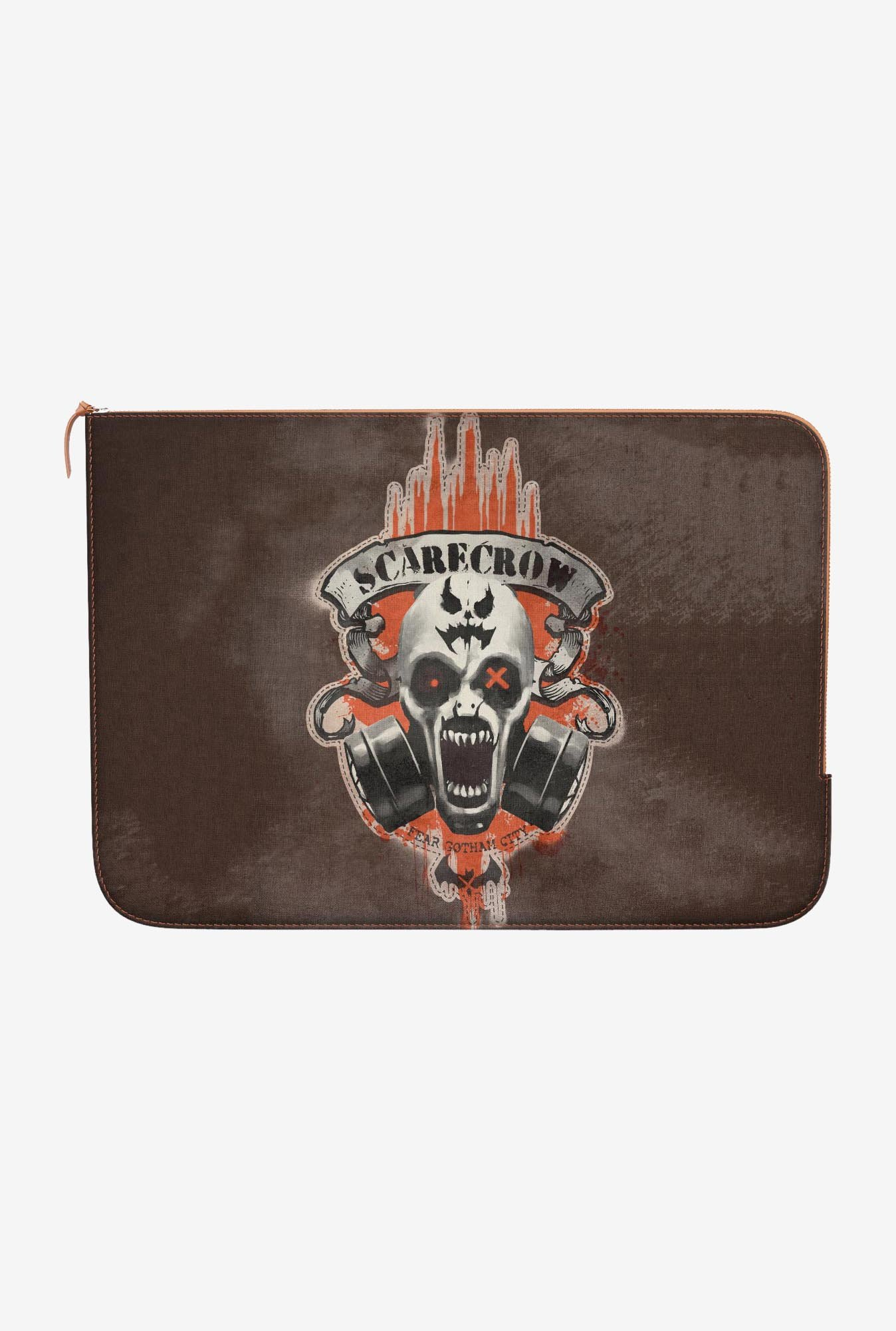 DailyObjects Bat Scarecrow MacBook Air 13 Zippered Sleeve