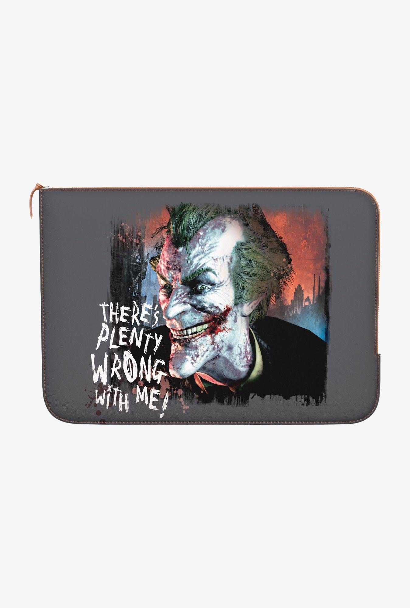 DailyObjects Joker MacBook Pro 15 Zippered Sleeve