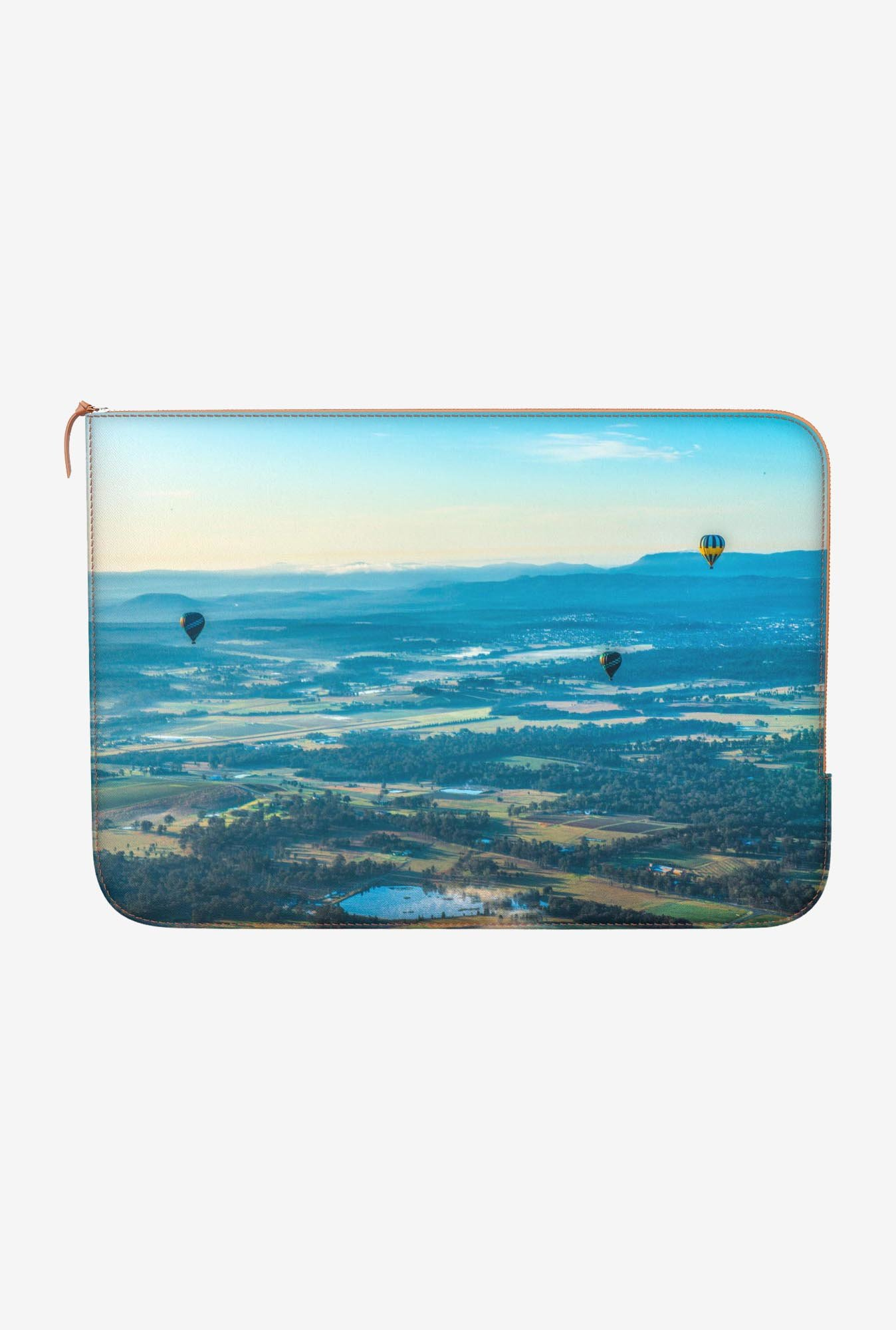 DailyObjects 3 Air Balloons MacBook Air 11 Zippered Sleeve