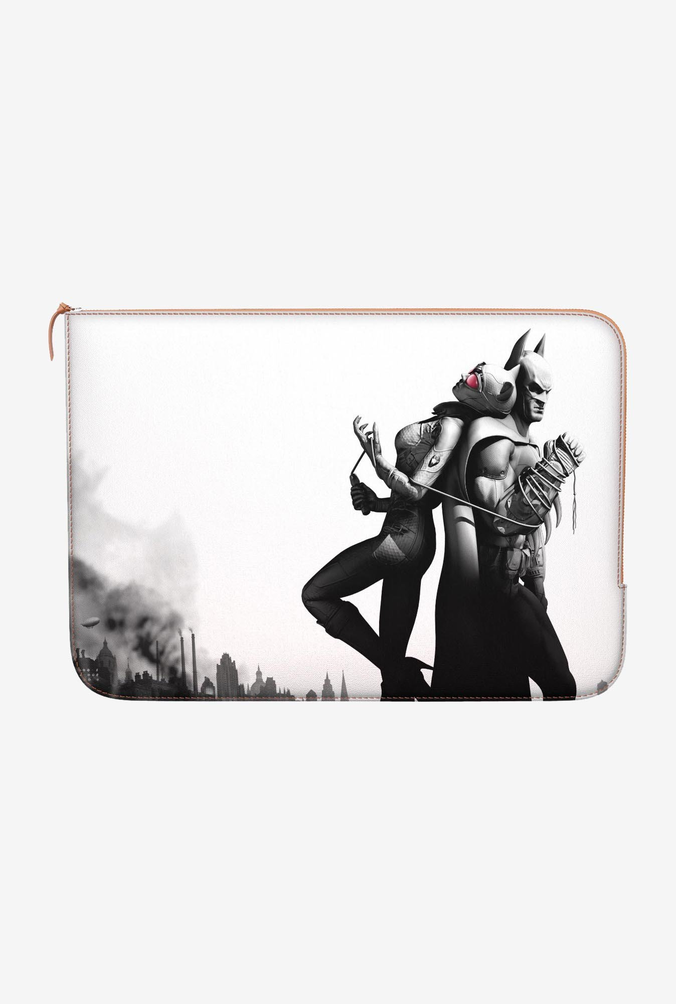 DailyObjects Batman Catwoman MacBook Pro 13 Zippered Sleeve