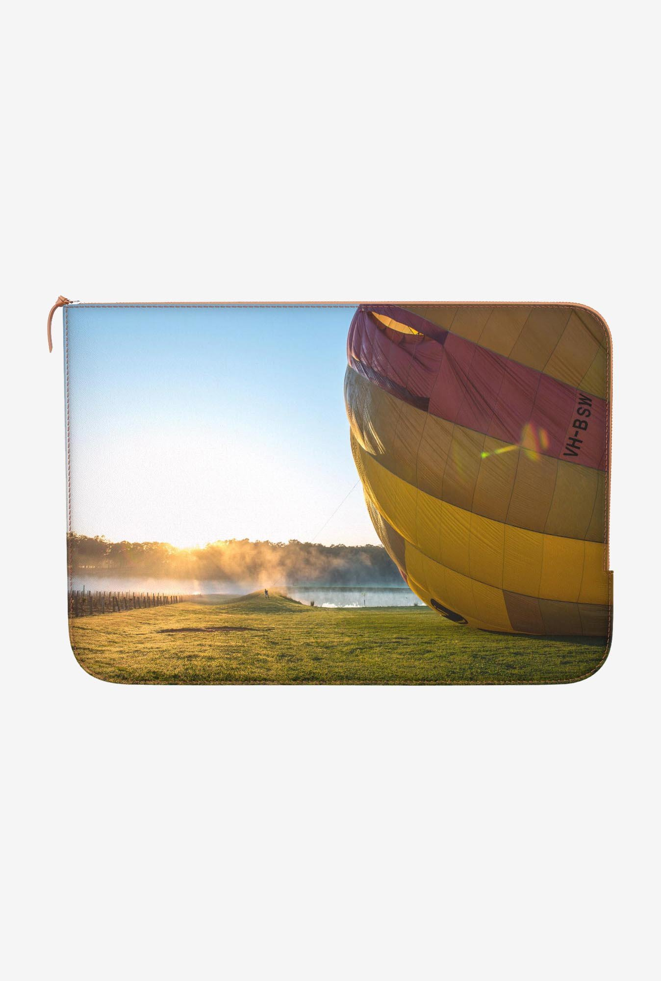 DailyObjects Balloon prep MacBook Air 13 Zippered Sleeve