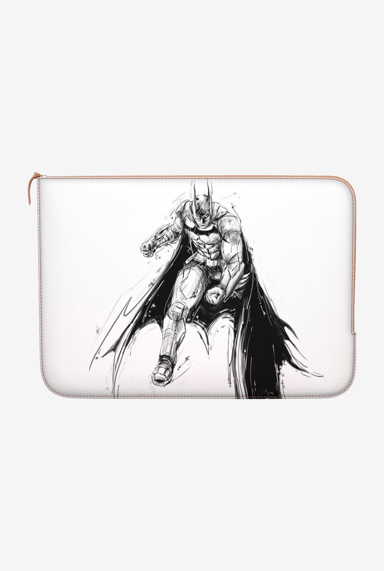 DailyObjects Batman Sketch MacBook 12 Zippered Sleeve