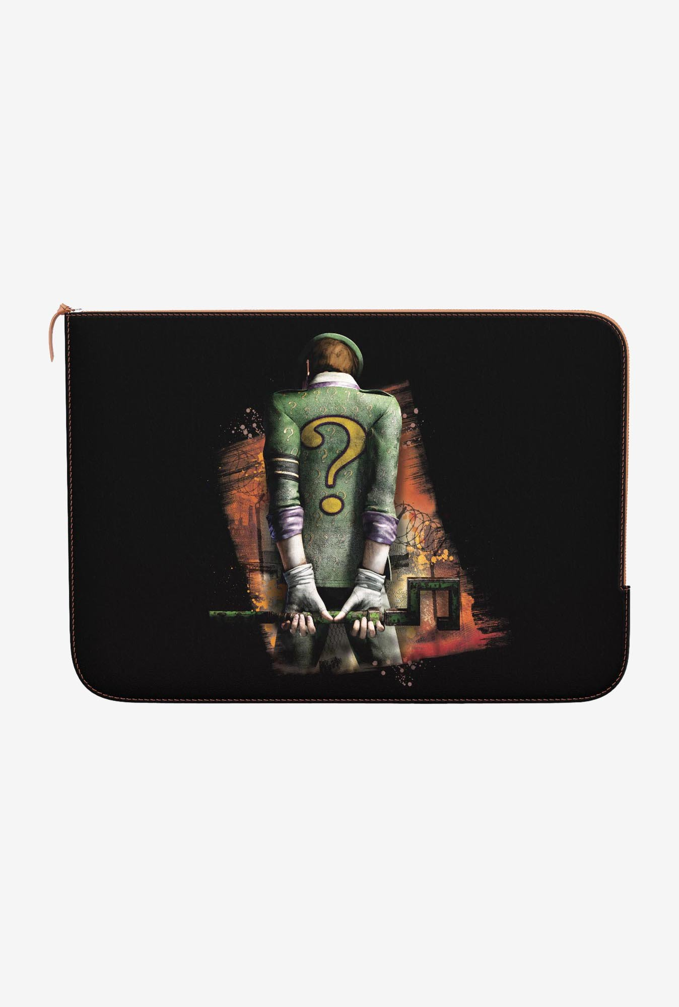 DailyObjects Riddler MacBook 12 Zippered Sleeve