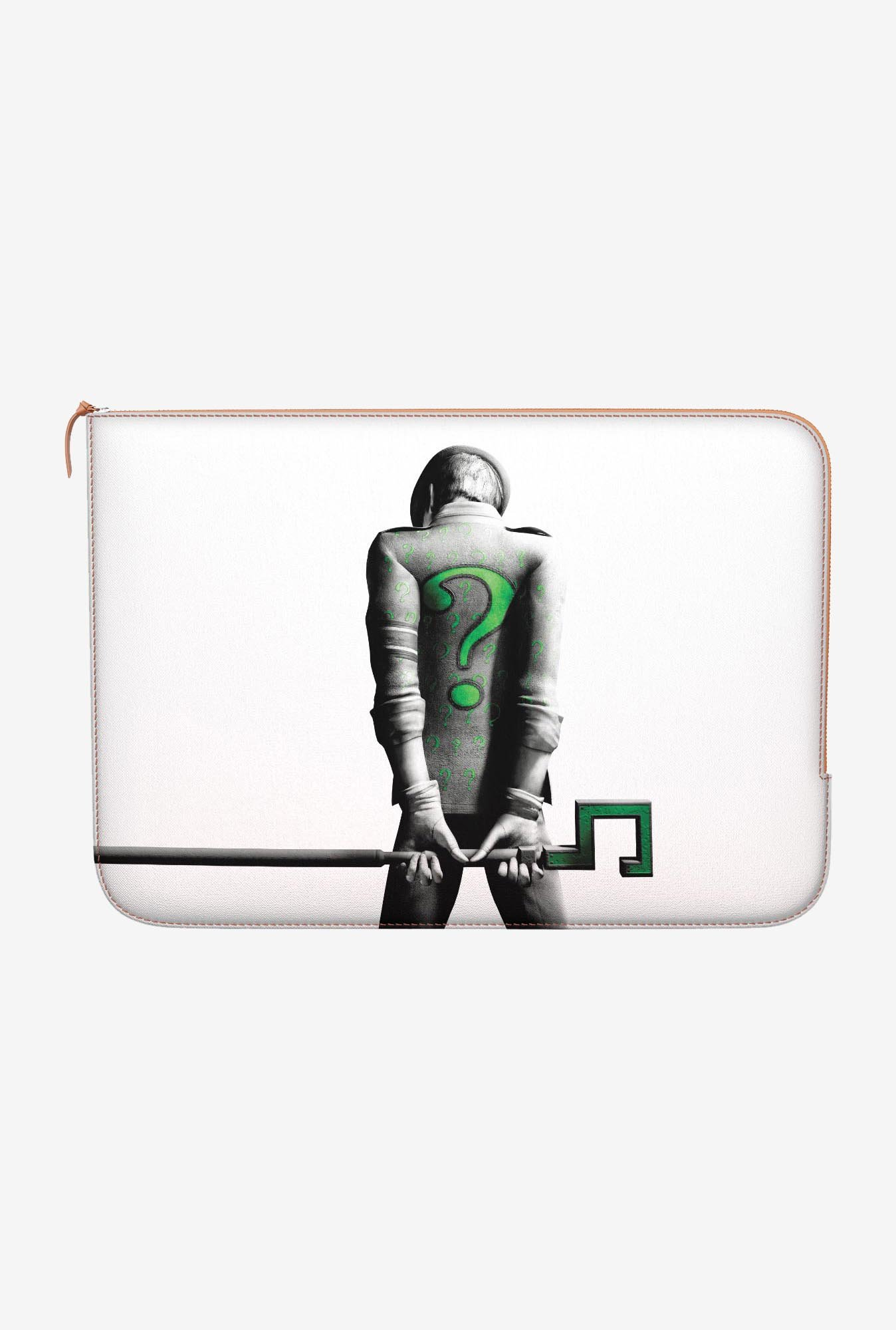 DailyObjects The Riddler MacBook Pro 13 Zippered Sleeve