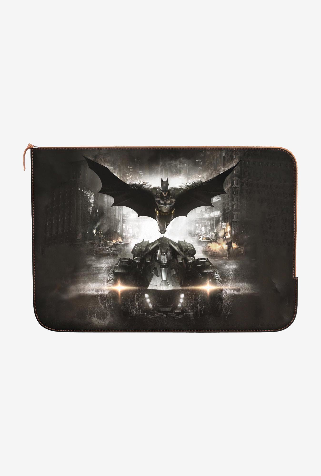 DailyObjects Batman In Rain MacBook Pro 15 Zippered Sleeve