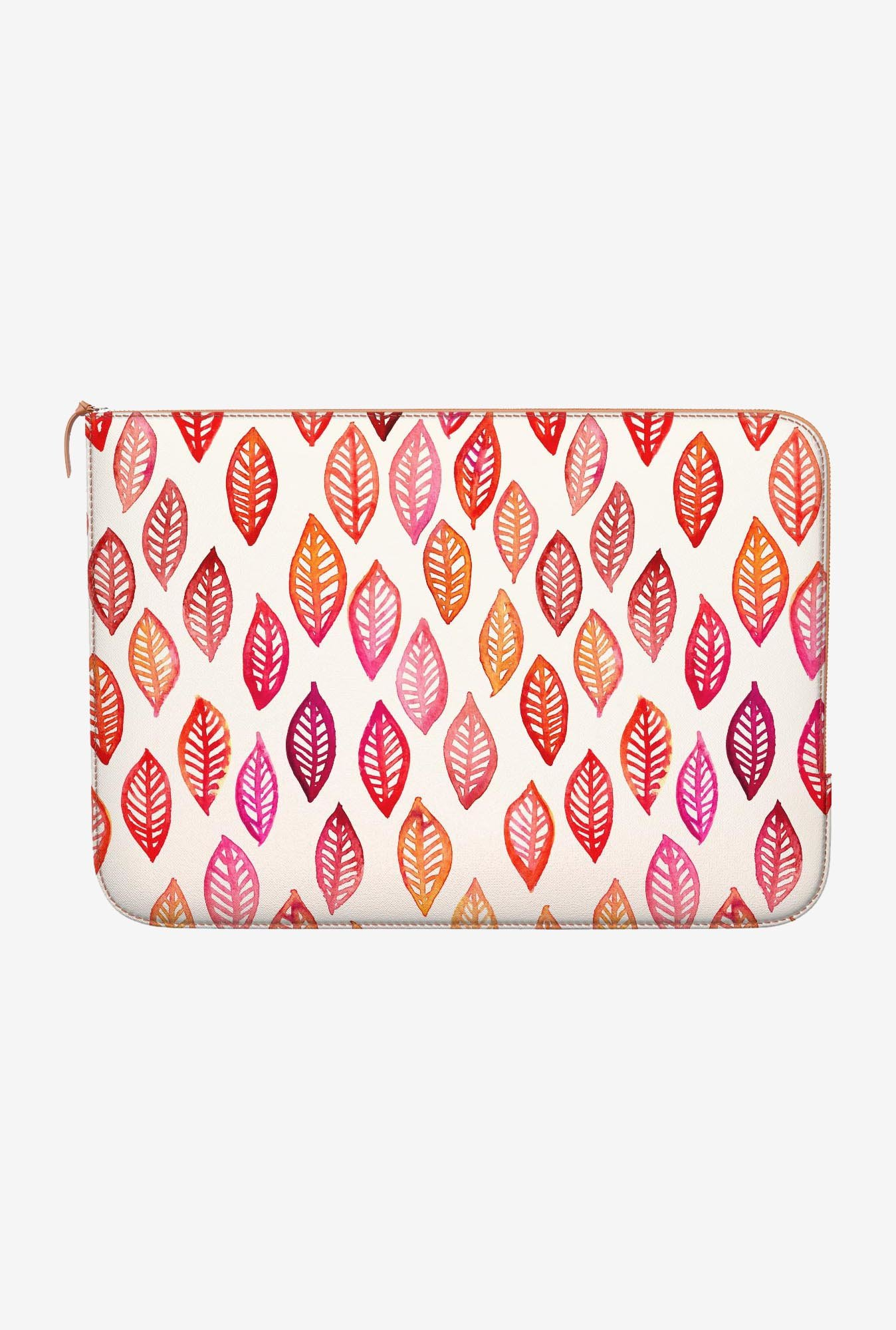 DailyObjects Autumn Leaves MacBook 12 Zippered Sleeve
