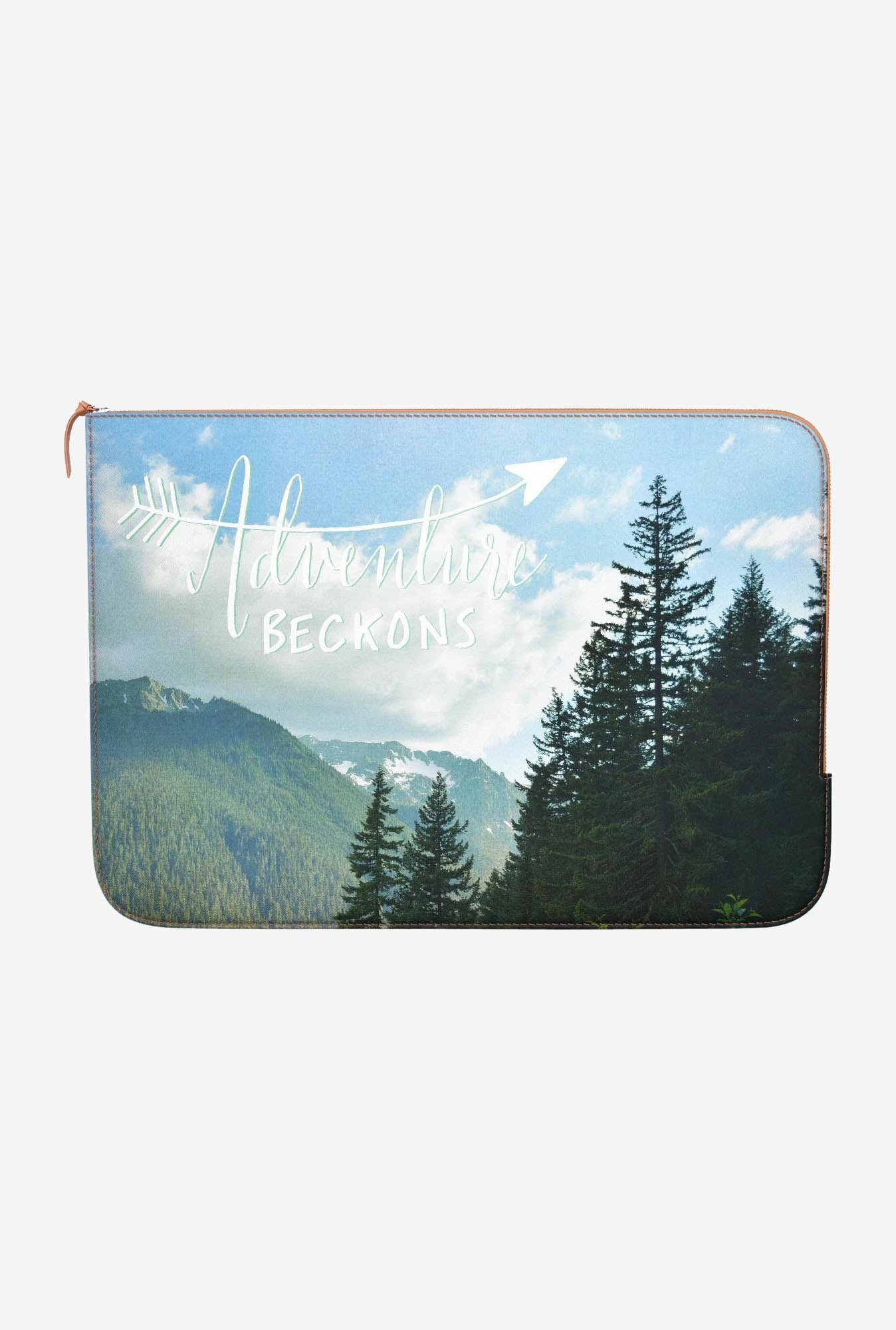 DailyObjects Adventure Beckon MacBook Air 11 Zippered Sleeve