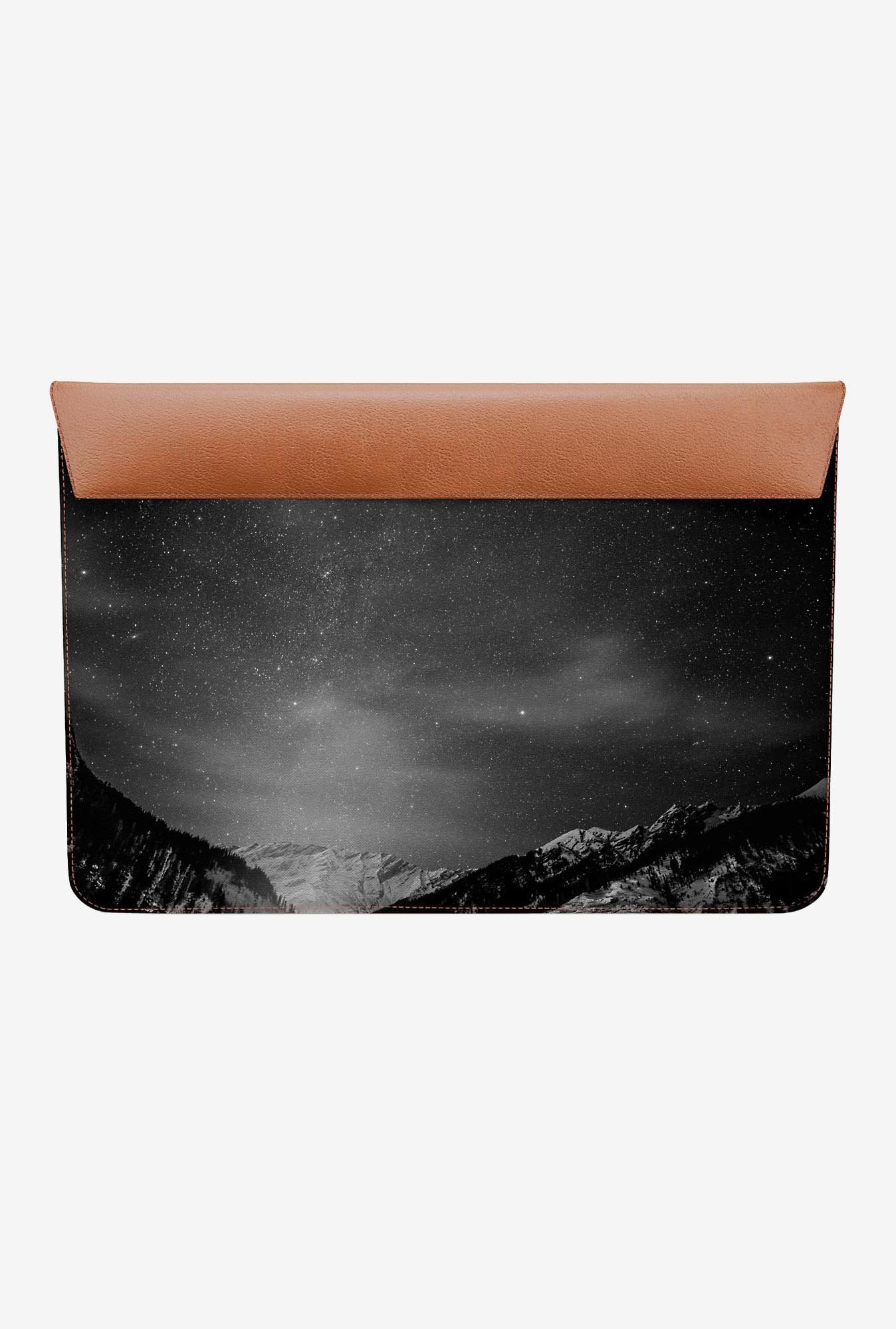 DailyObjects Black White MacBook Pro 15 Envelope Sleeve