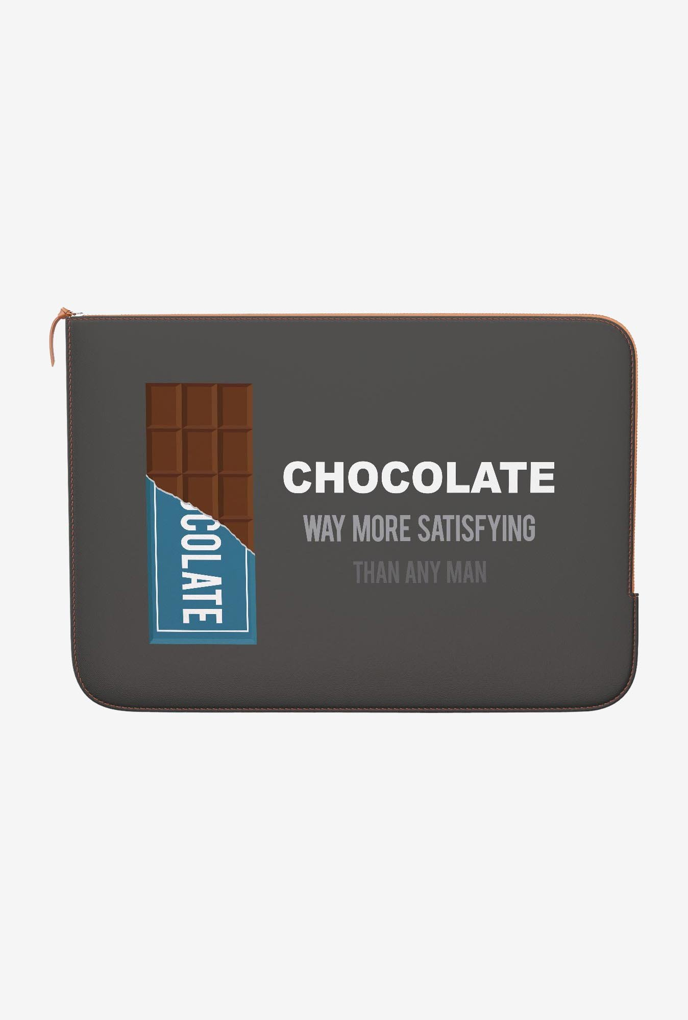 DailyObjects Chocolate MacBook 12 Zippered Sleeve