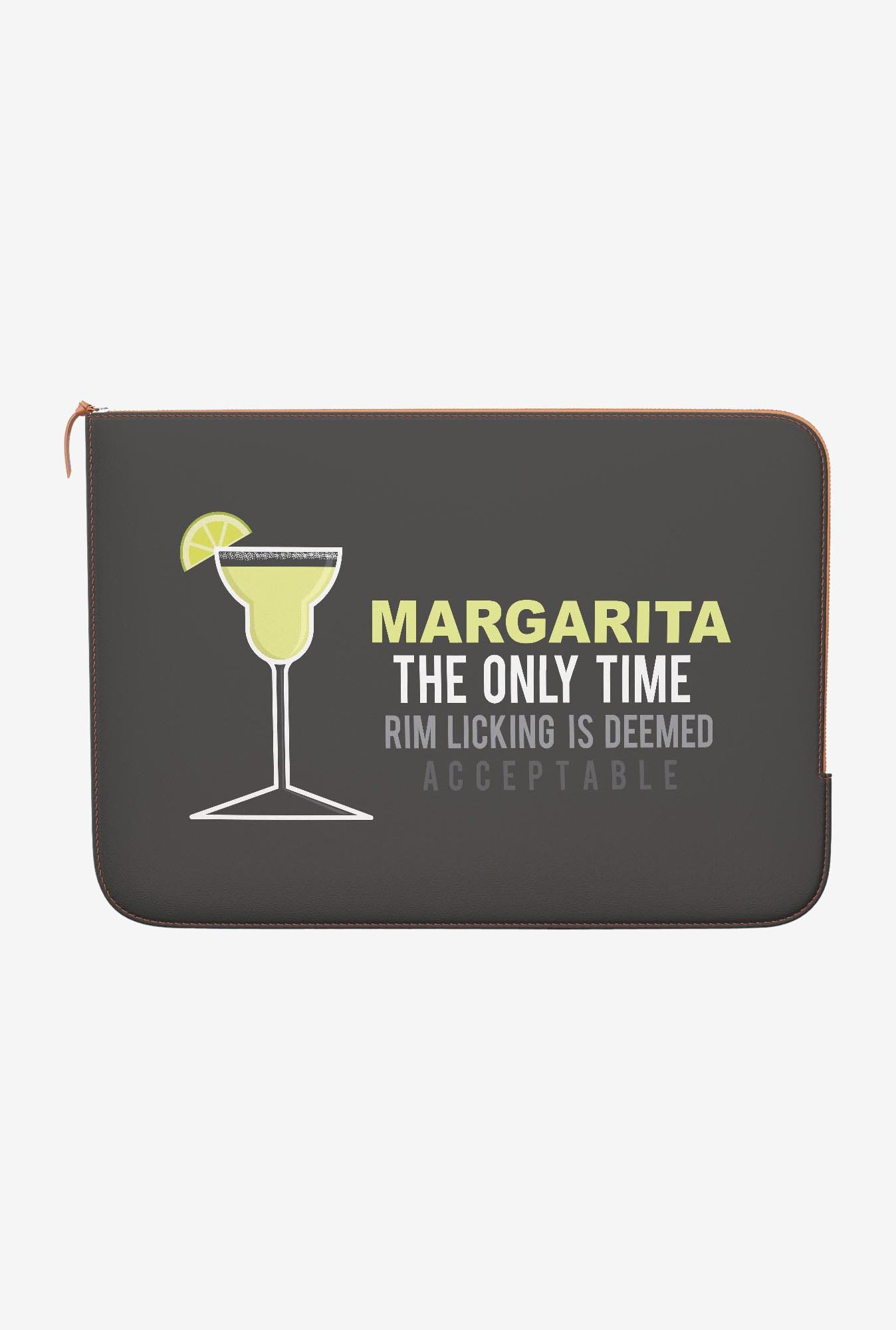 DailyObjects Margarita MacBook 12 Zippered Sleeve