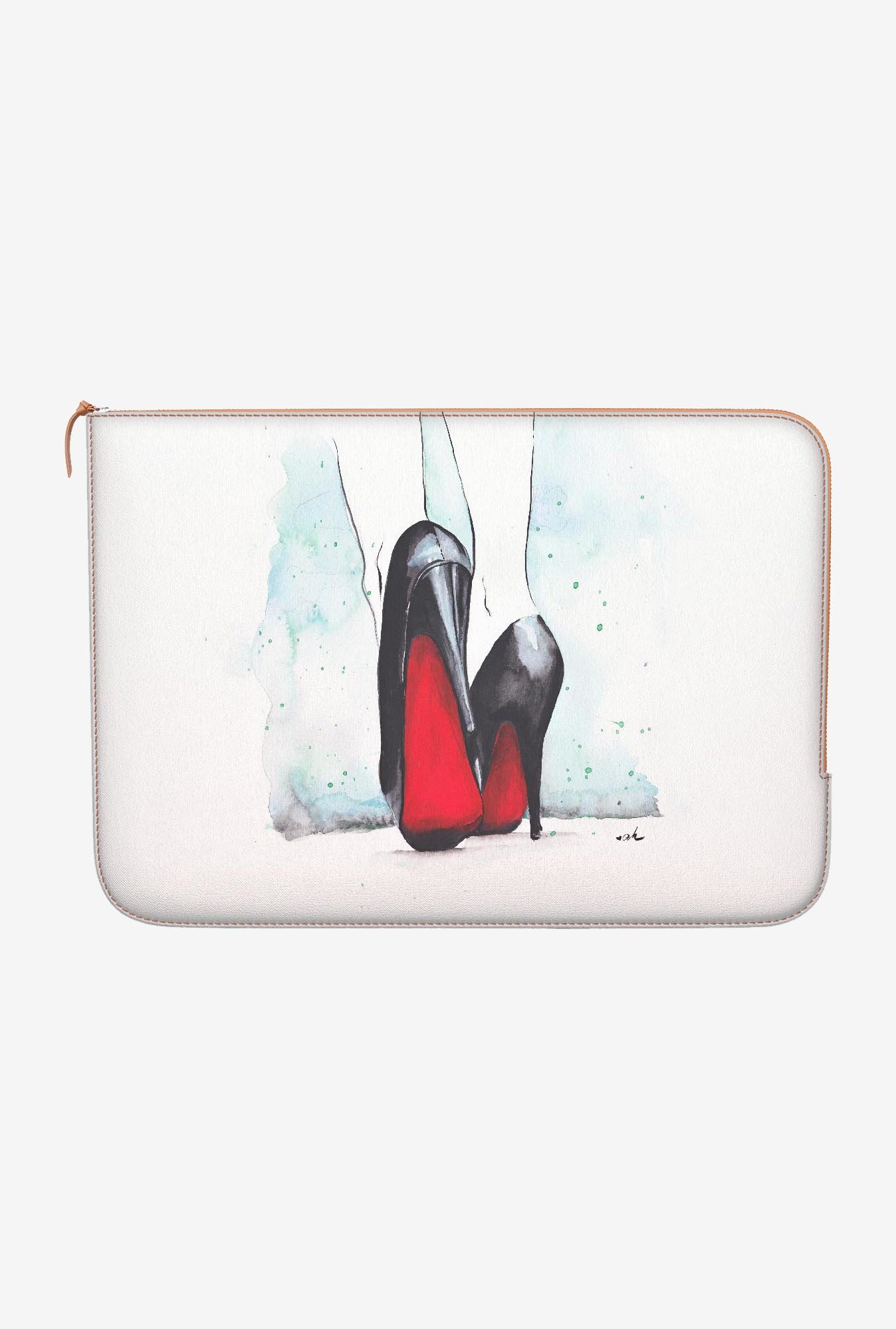 DailyObjects Melt The Snow MacBook Air 11 Zippered Sleeve