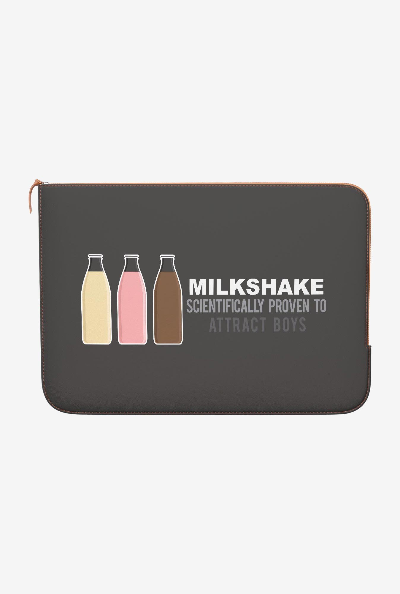 DailyObjects Milkshake MacBook Air 11 Zippered Sleeve