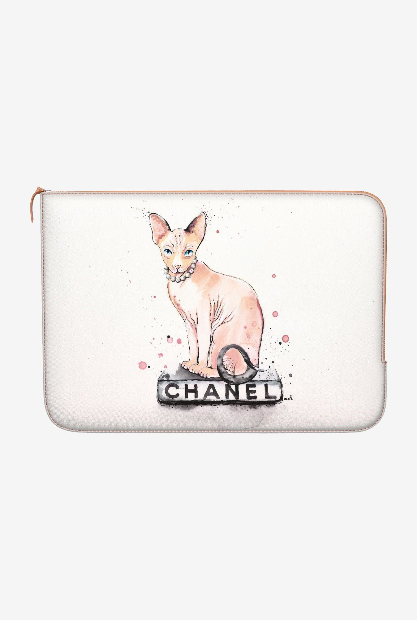 DailyObjects Call Me Coco MacBook Air 13 Zippered Sleeve