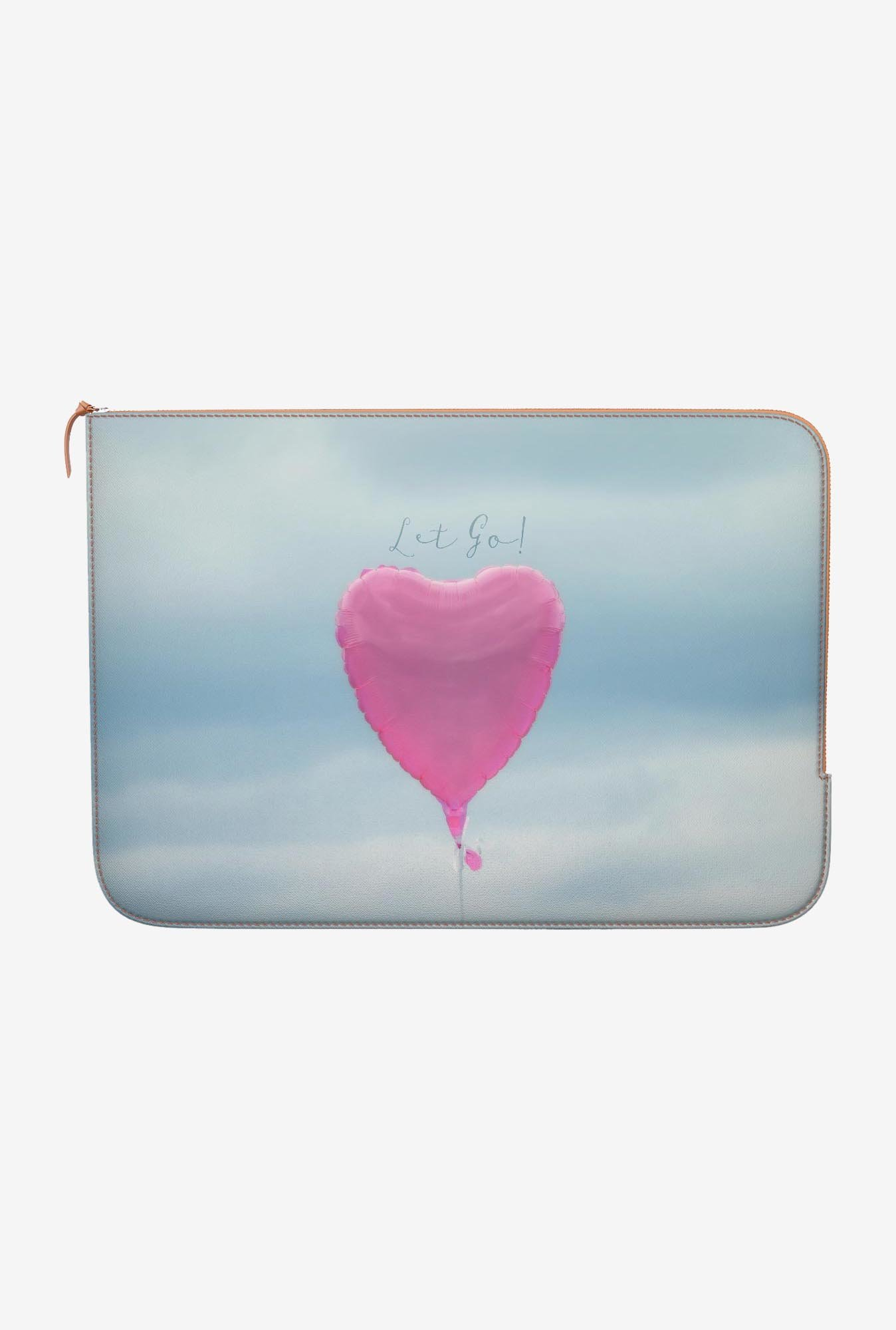 DailyObjects Let Go MacBook Air 11 Zippered Sleeve