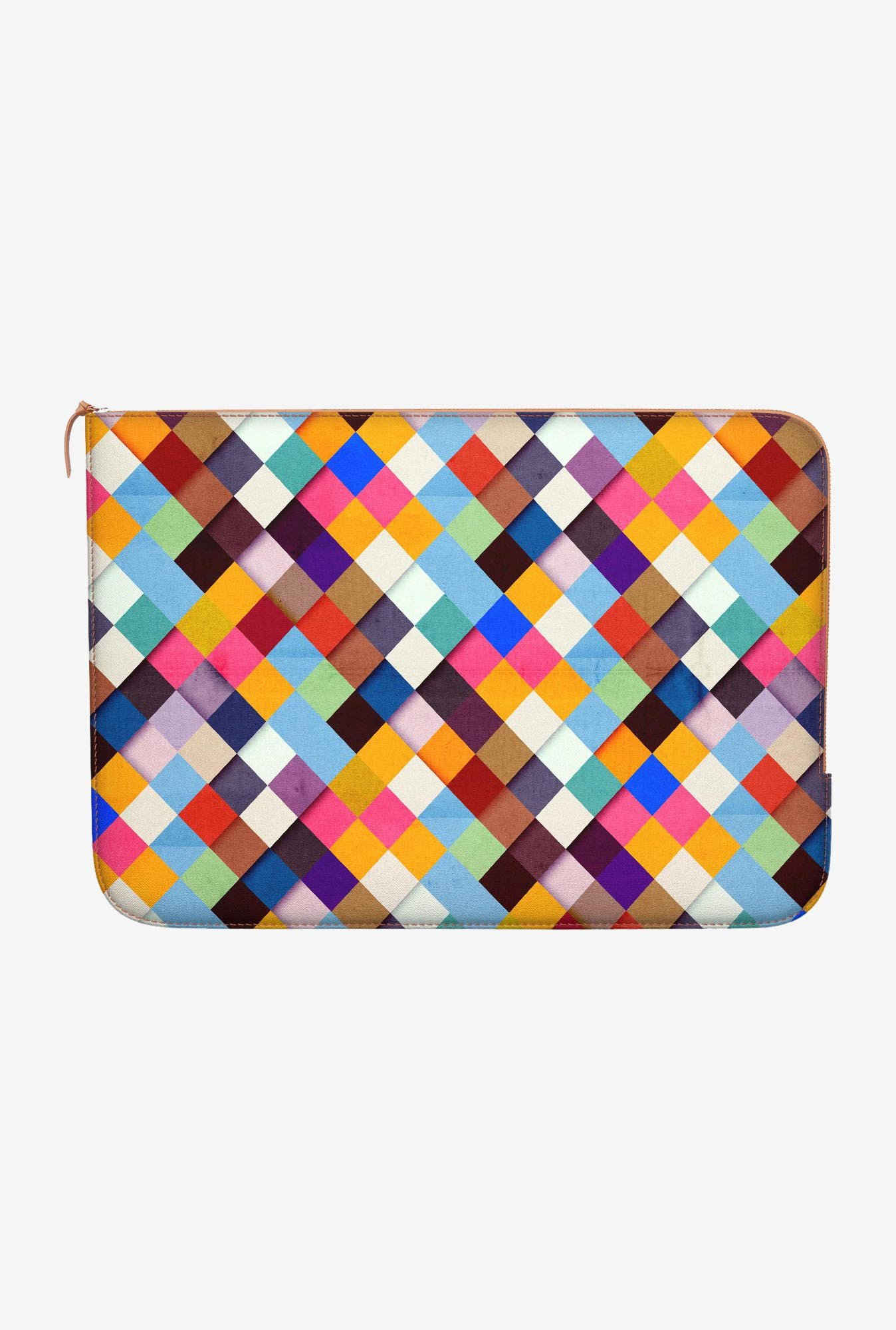 DailyObjects Pass this Bold MacBook Pro 15 Zippered Sleeve